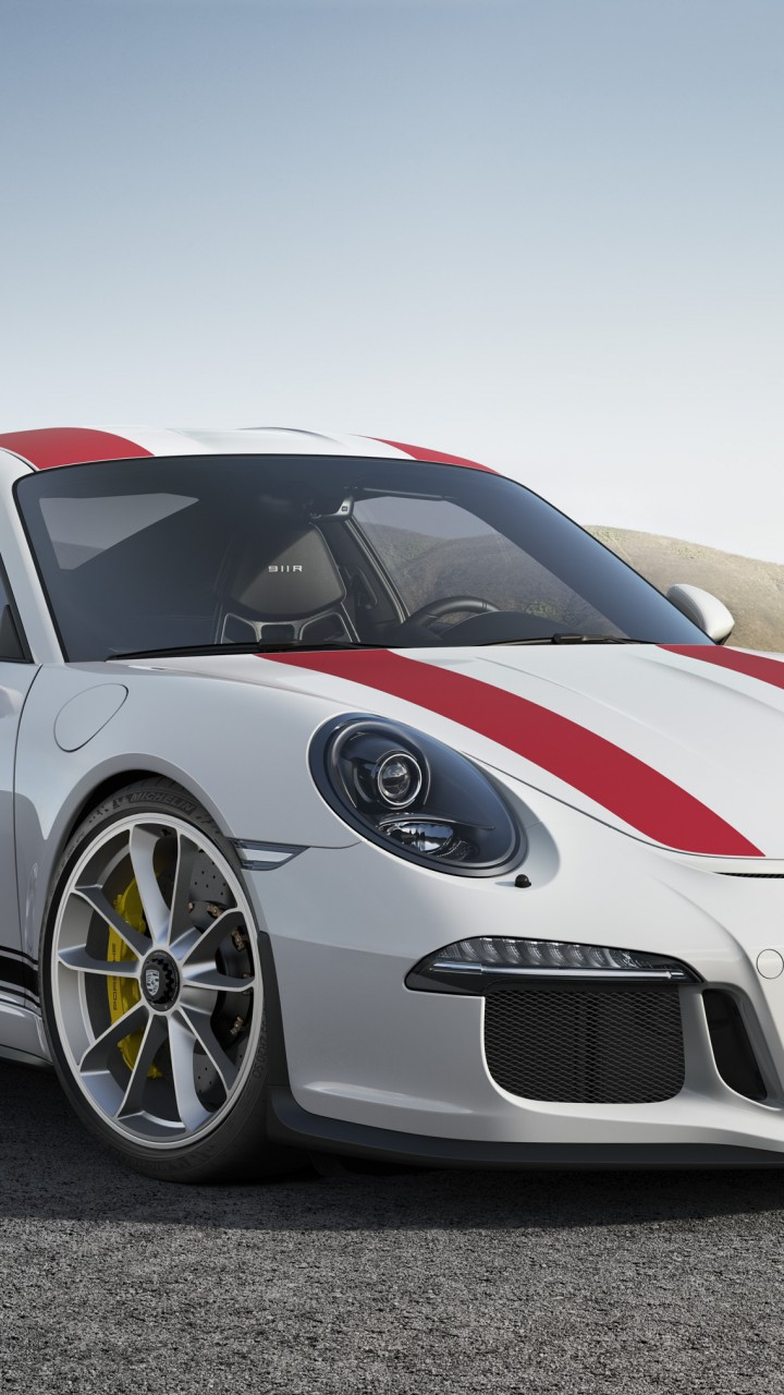 Wallpaper Porsche 911 R 991 Geneva Auto Show 2016
