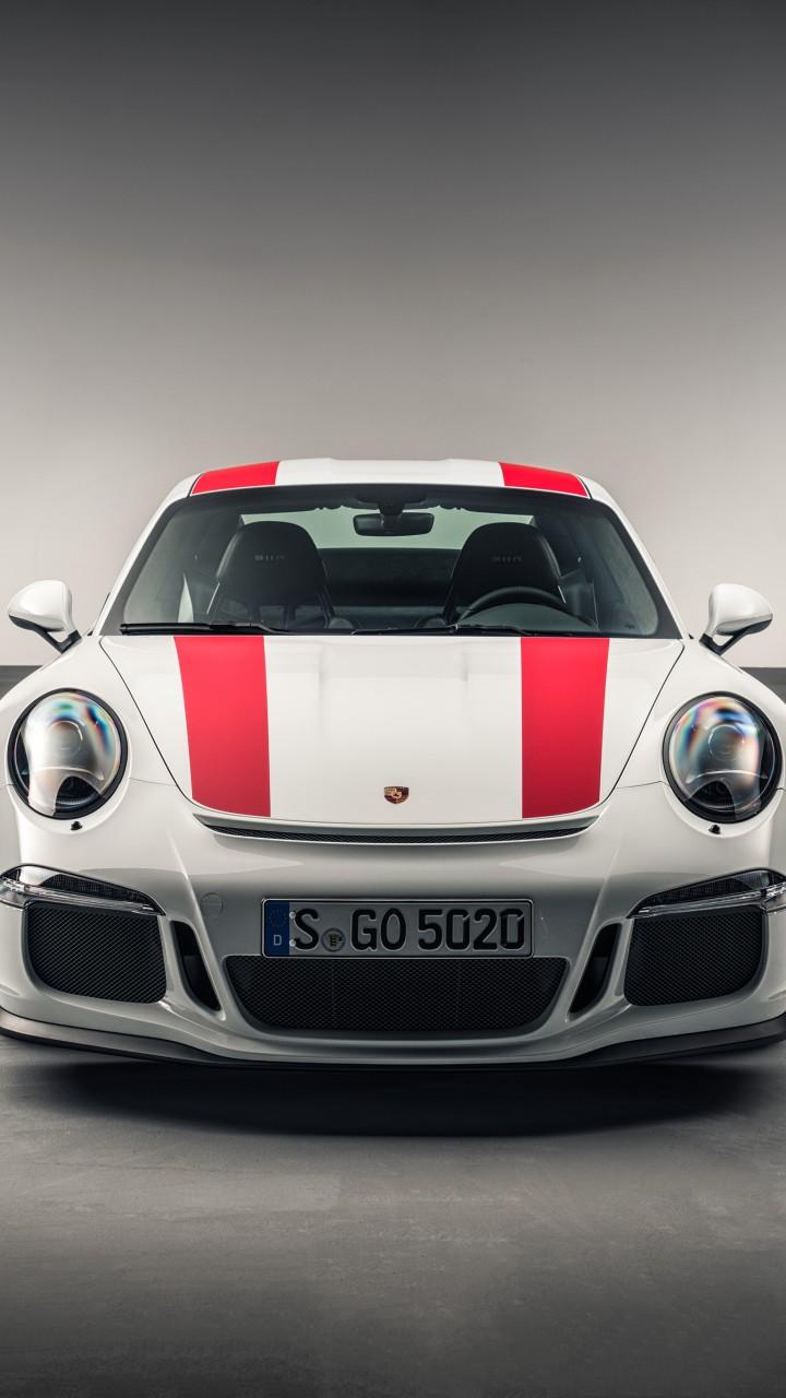 Wallpaper Porsche 911 R (991), Geneva Auto Show 2016