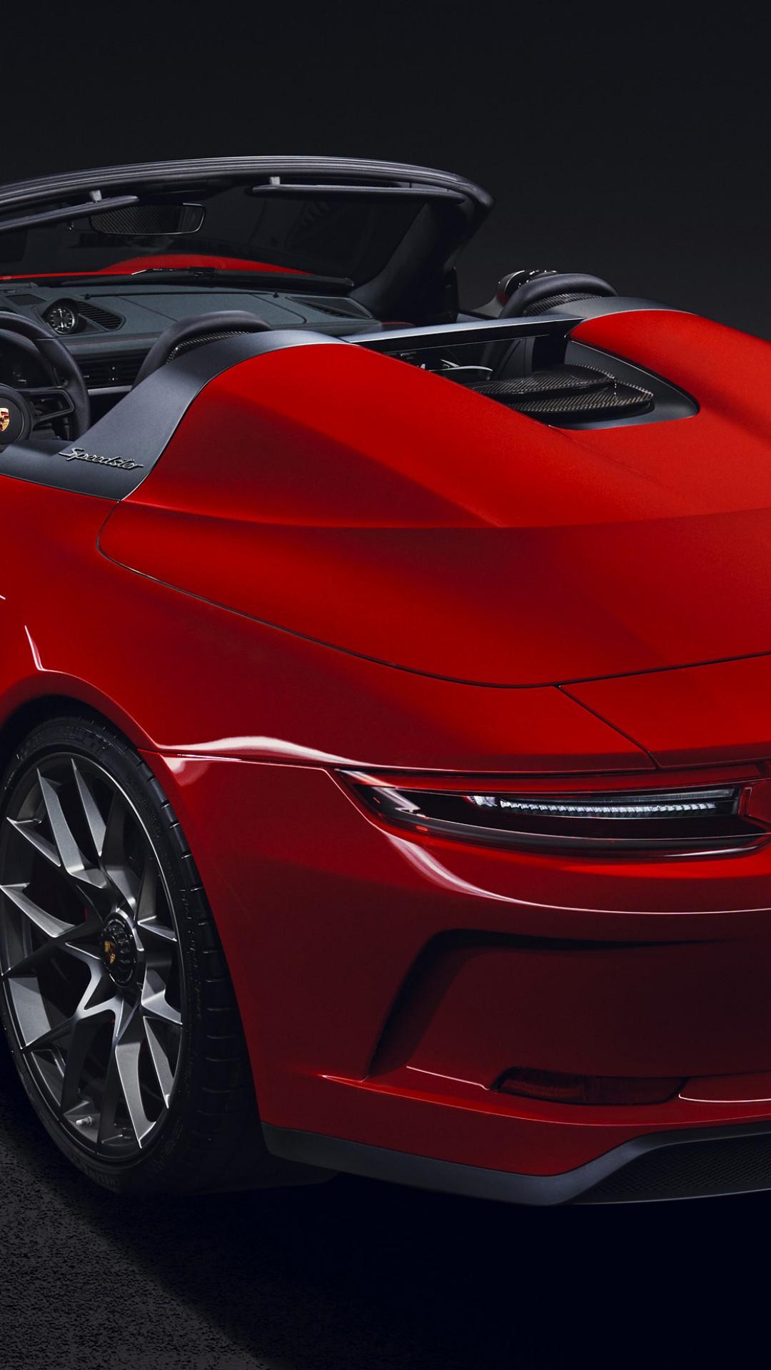 Wallpaper Porsche 911 Speedster 2019 Cars 4k Cars