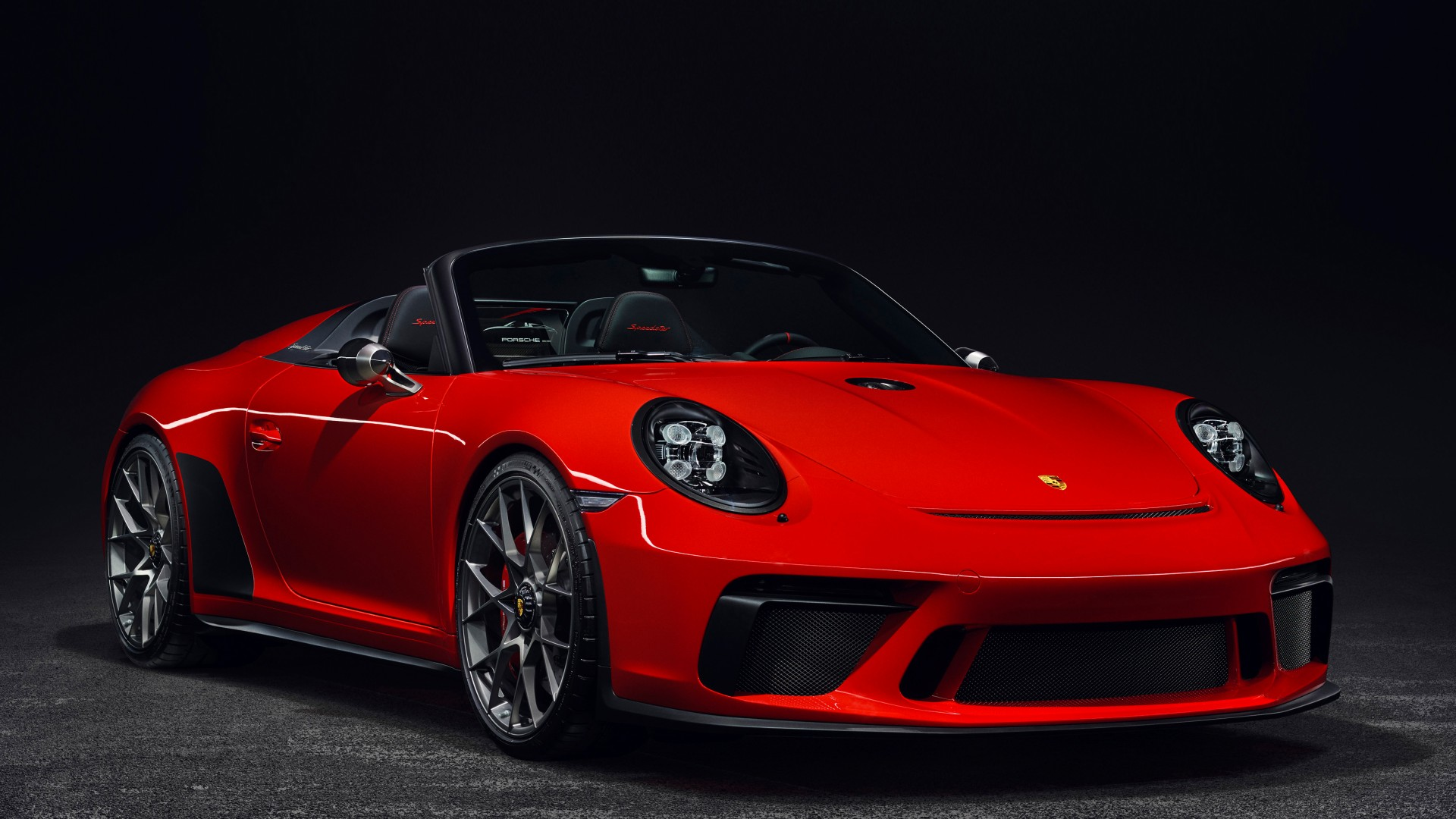 Wallpaper Porsche 911 Speedster 2019 Cars 4k Cars