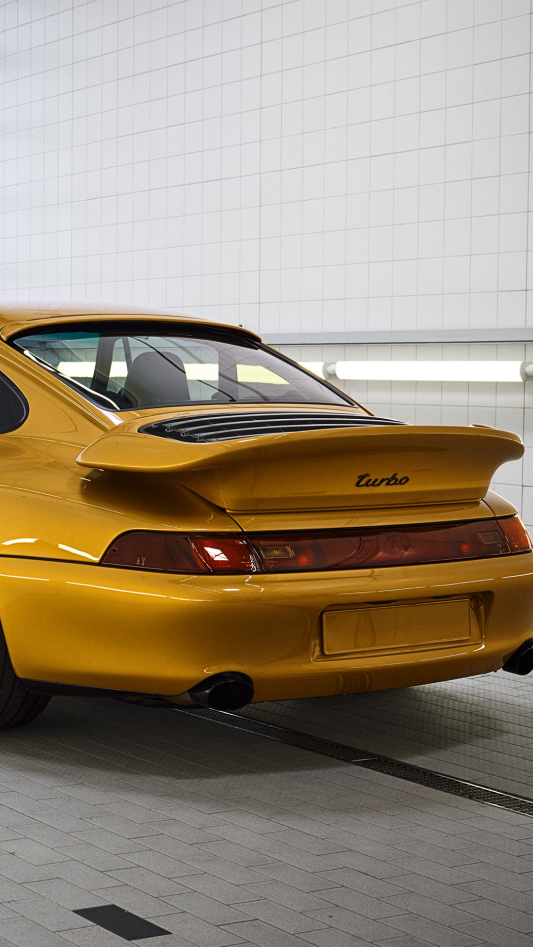 Wallpaper Porsche 993 Turbo S Project Gold 2018 Cars Limited Edition 4k Cars Bikes 20217