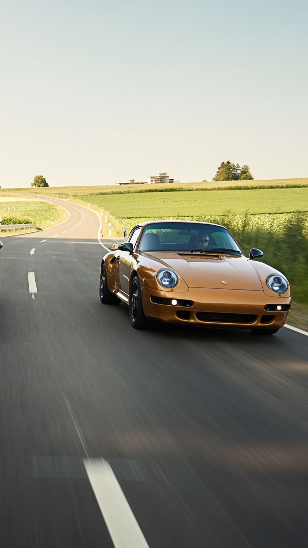Wallpaper Porsche 993 Turbo S Project Gold 2018 Cars Limited Edition 4k Cars Bikes 20220