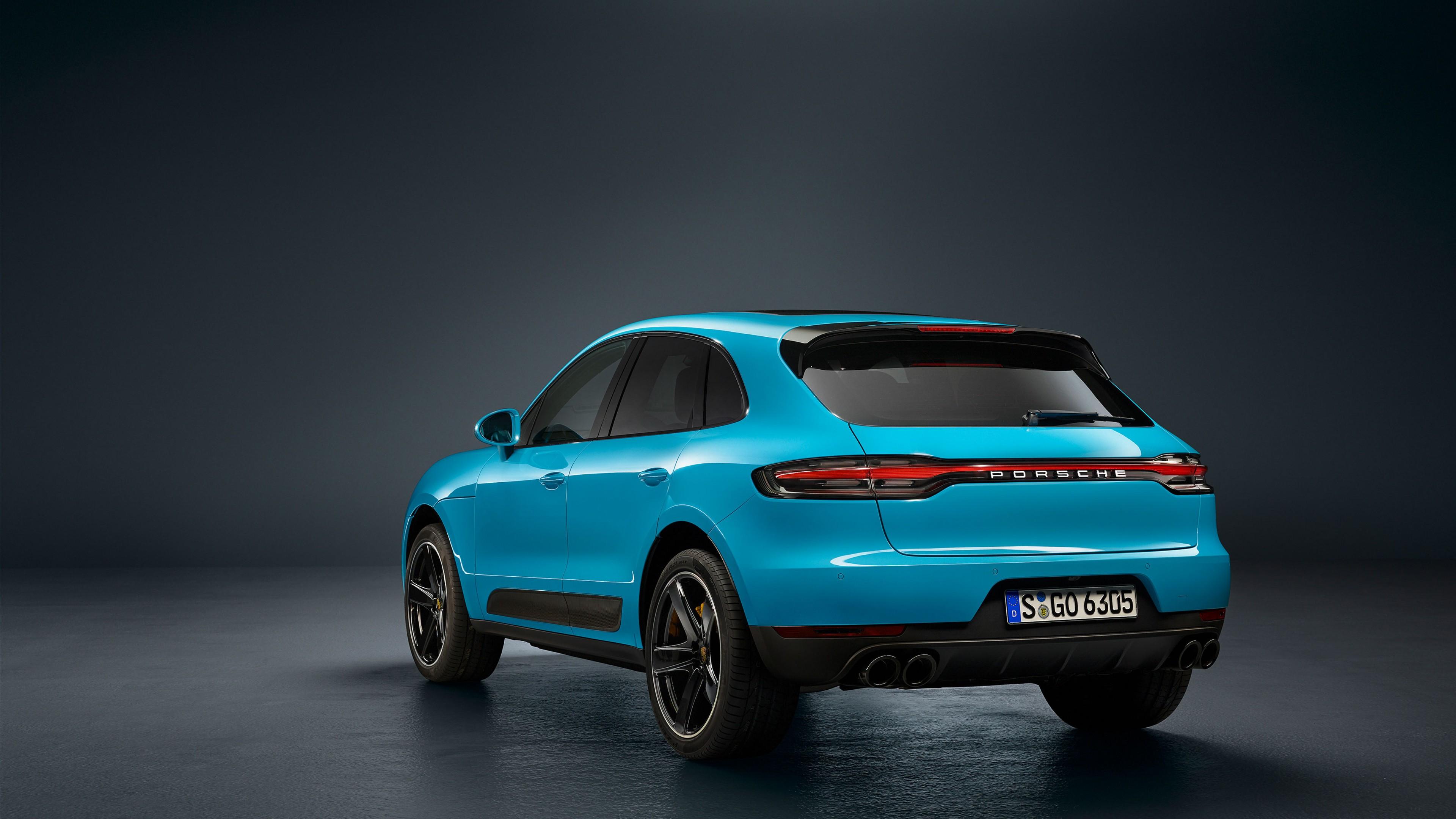 2019 Cars: Wallpaper Porsche Macan, 2019 Cars, SUV, Crossover, 4K