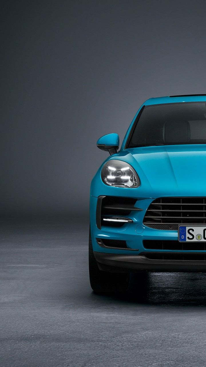 Wallpaper Porsche Macan 2019 Cars Suv Crossover 4k