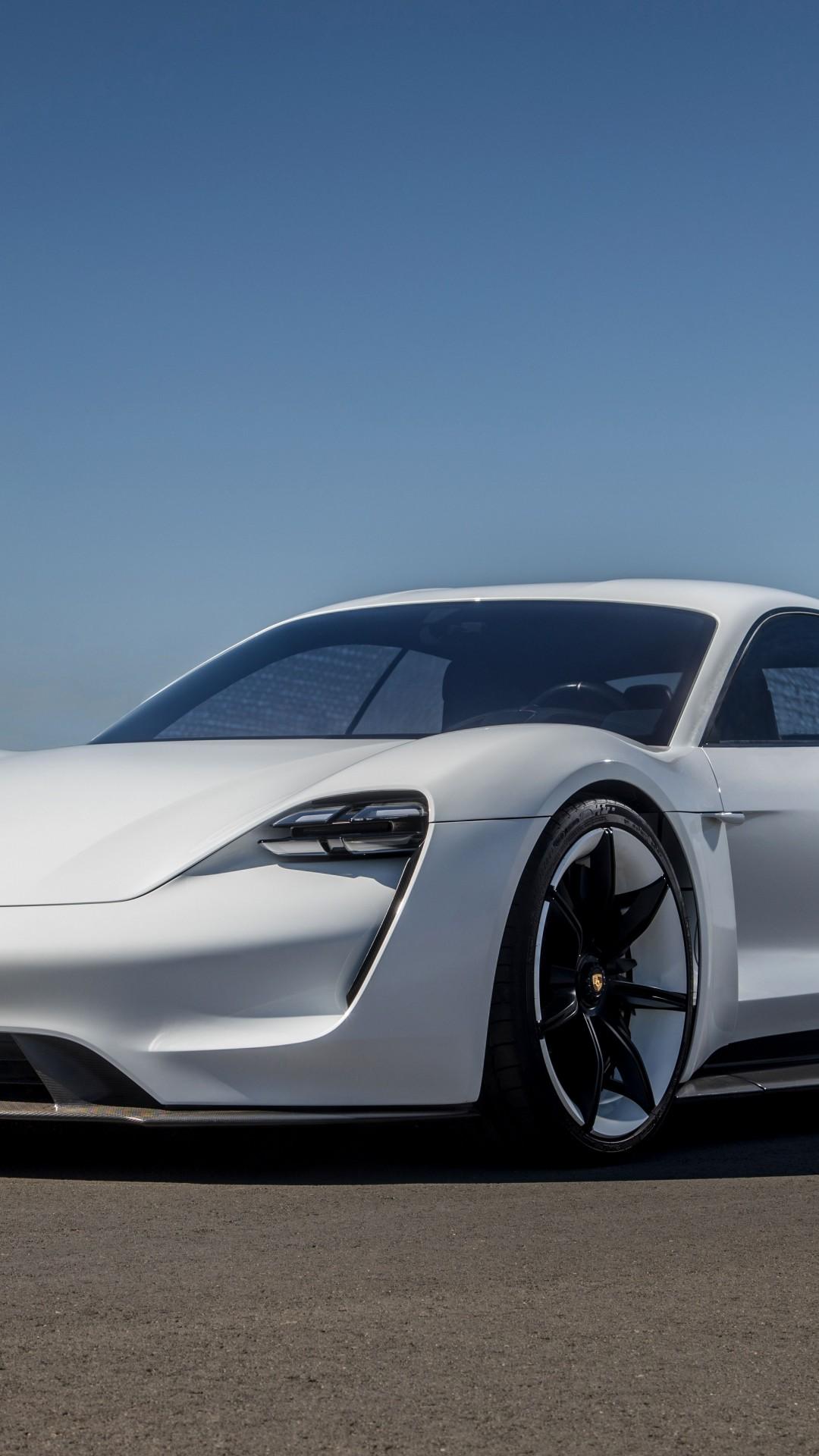 Wallpaper Porsche Taycan, Electric Car, supercar, 2020 ...
