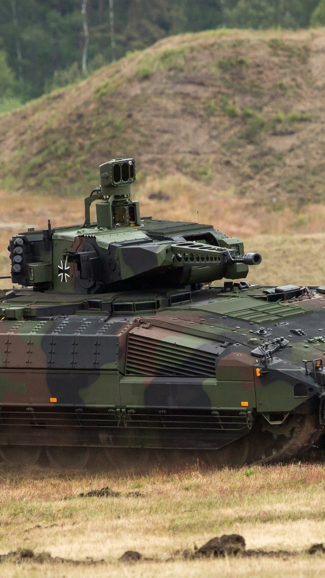 Wallpaper Puma Infantry Fighting Vehicle German Army