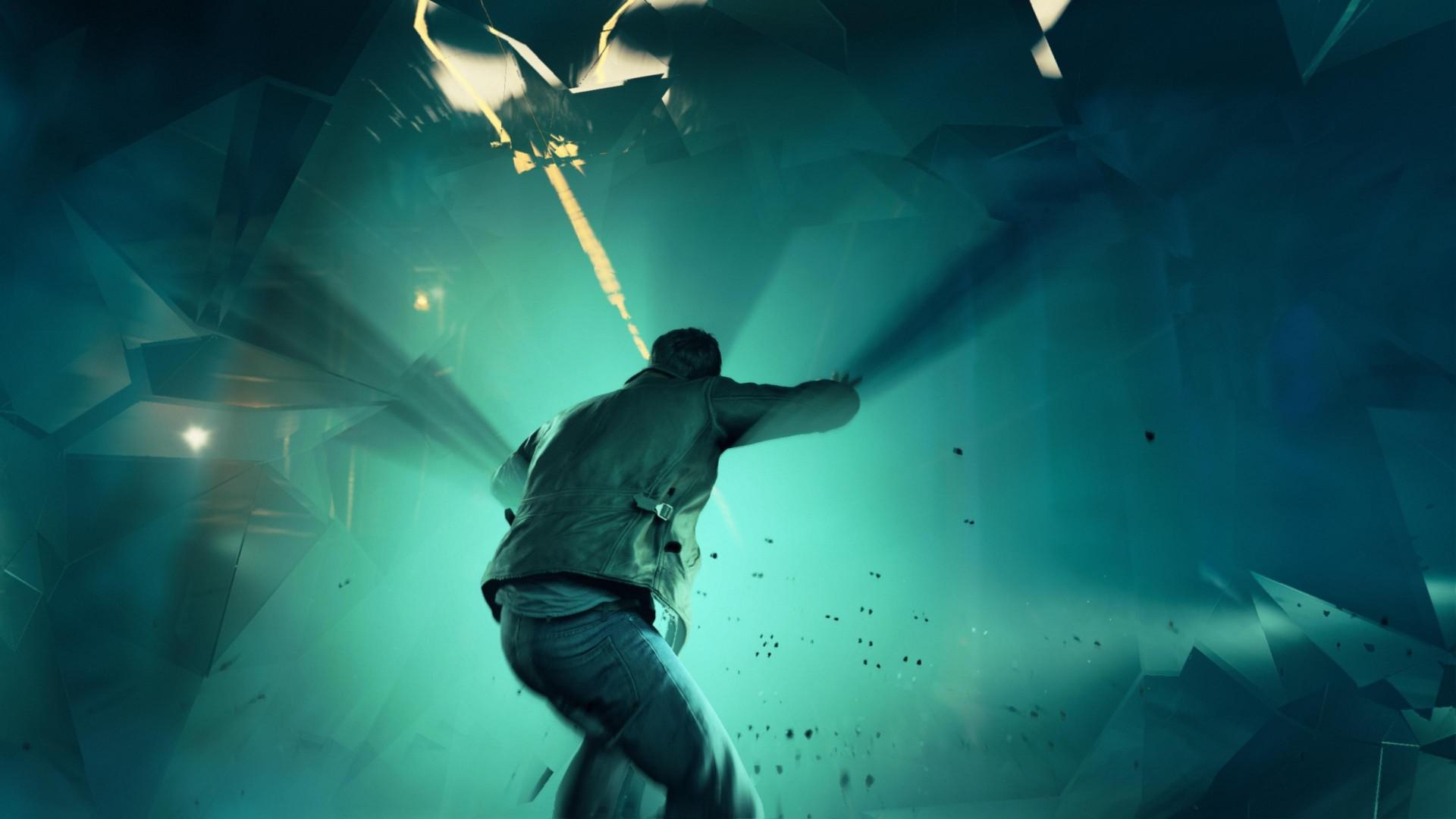 Wallpaper Quantum Break, shooter, Xbox One, Best Shooter 2016, Best Games of 2016, Games #10371