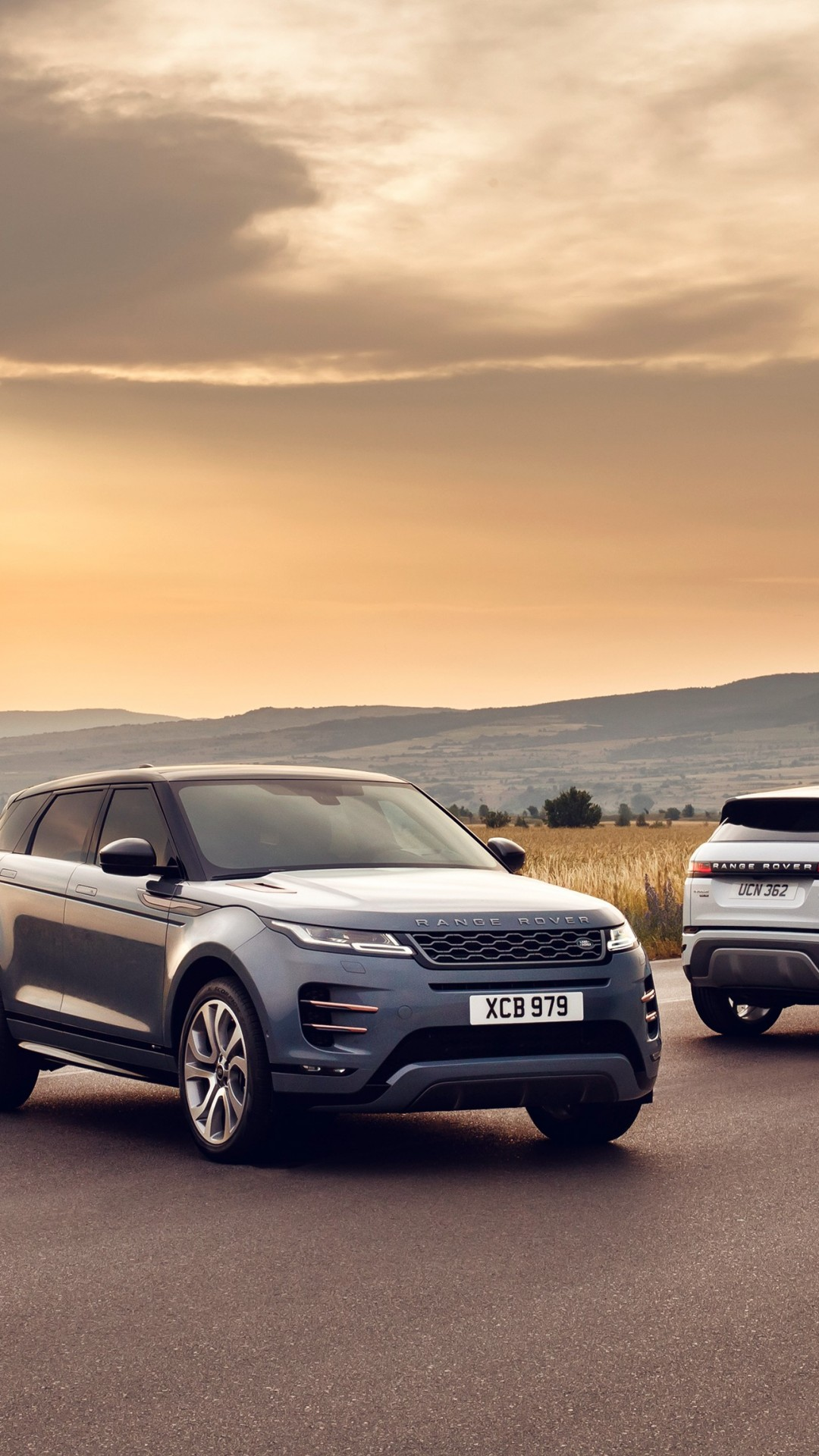 Range Rover Evoke >> Wallpaper Range Rover Evoque, SUV, 2019 Cars, 4K, Cars & Bikes #20941