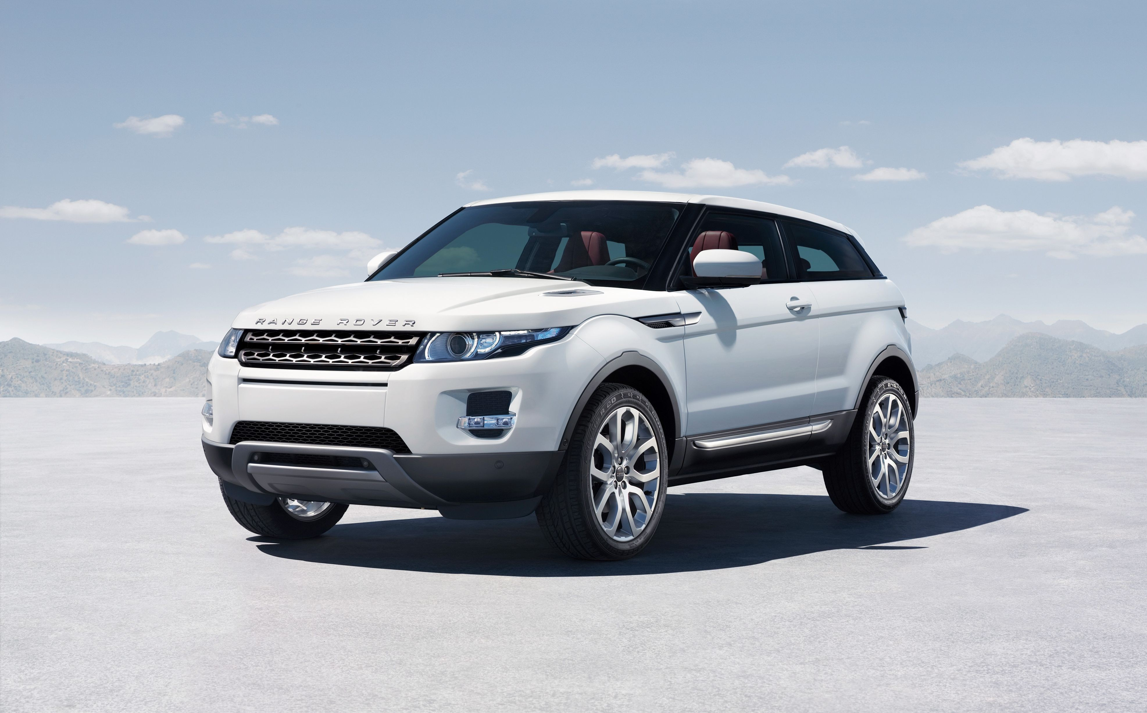 Range Rover Best Luxury Cars: Wallpaper Range Rover Evoque, Crossover, Luxury Cars