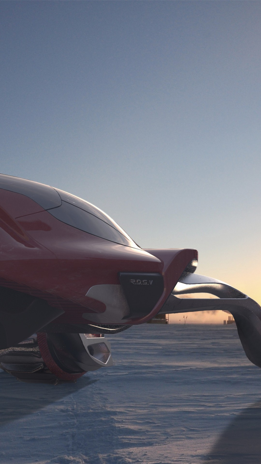 Wallpaper RDSV, Rapid Deployment Snow Vehicle, concept ...