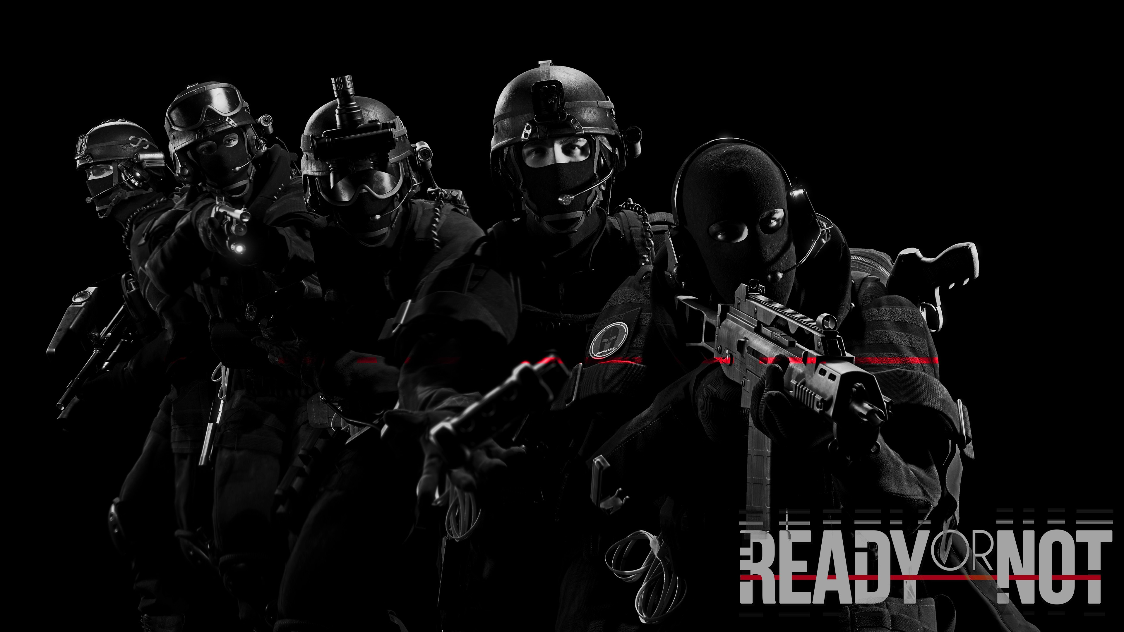 Wallpaper Ready Or Not Tactical FPS Best Games 13529