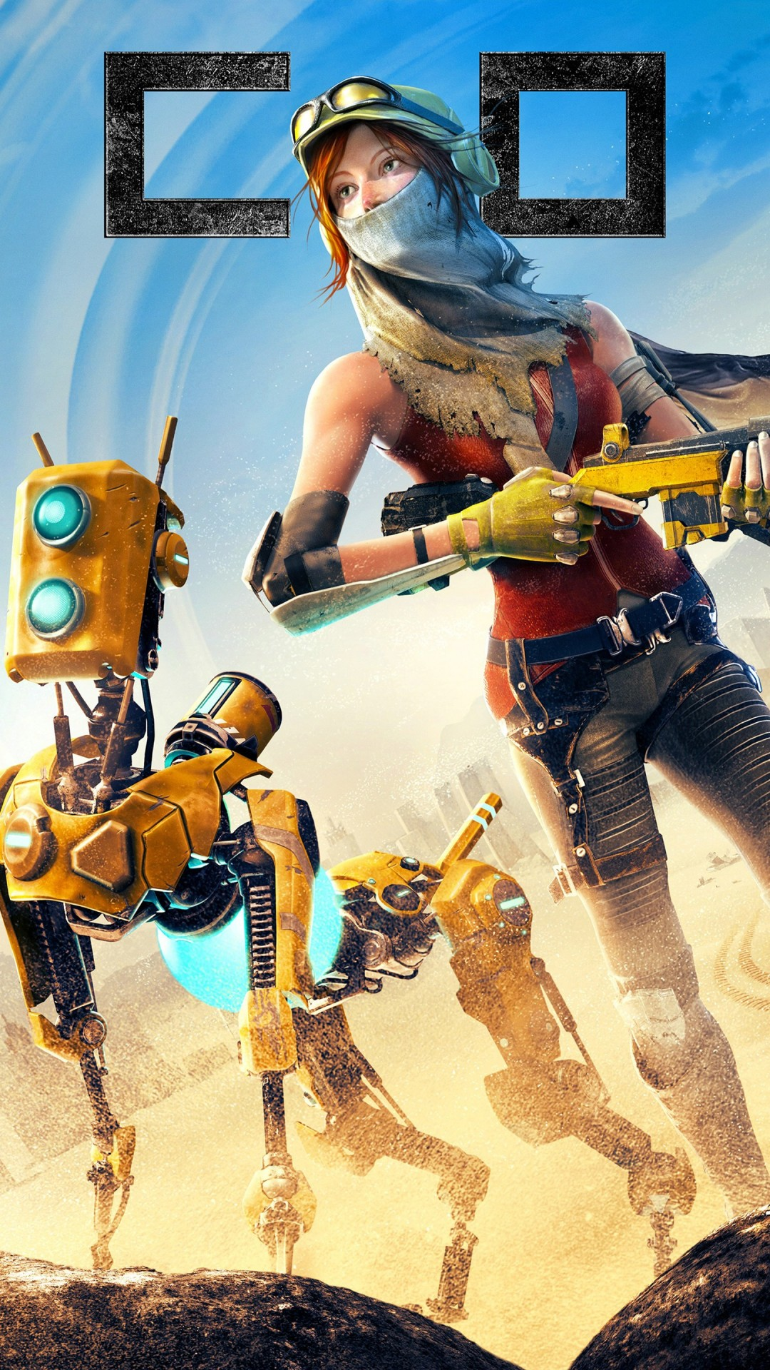Wallpaper ReCore Best Games PC PS4 PlayStation 4 Xbox