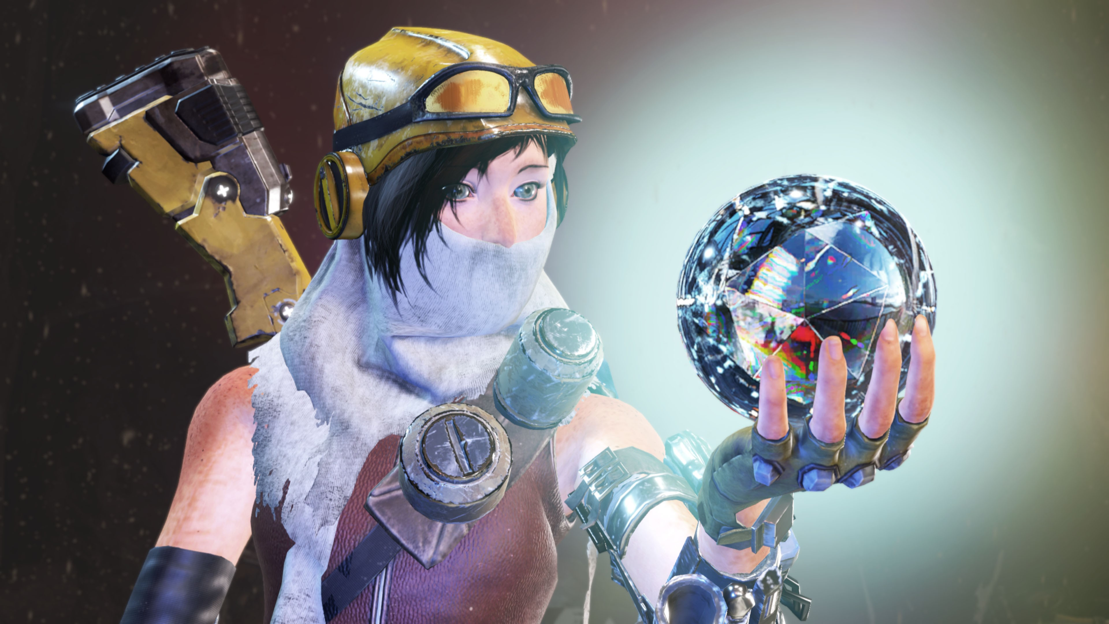 Wallpaper Recore Kai Brehn Pc Ps4 Playstation 4 Xbox