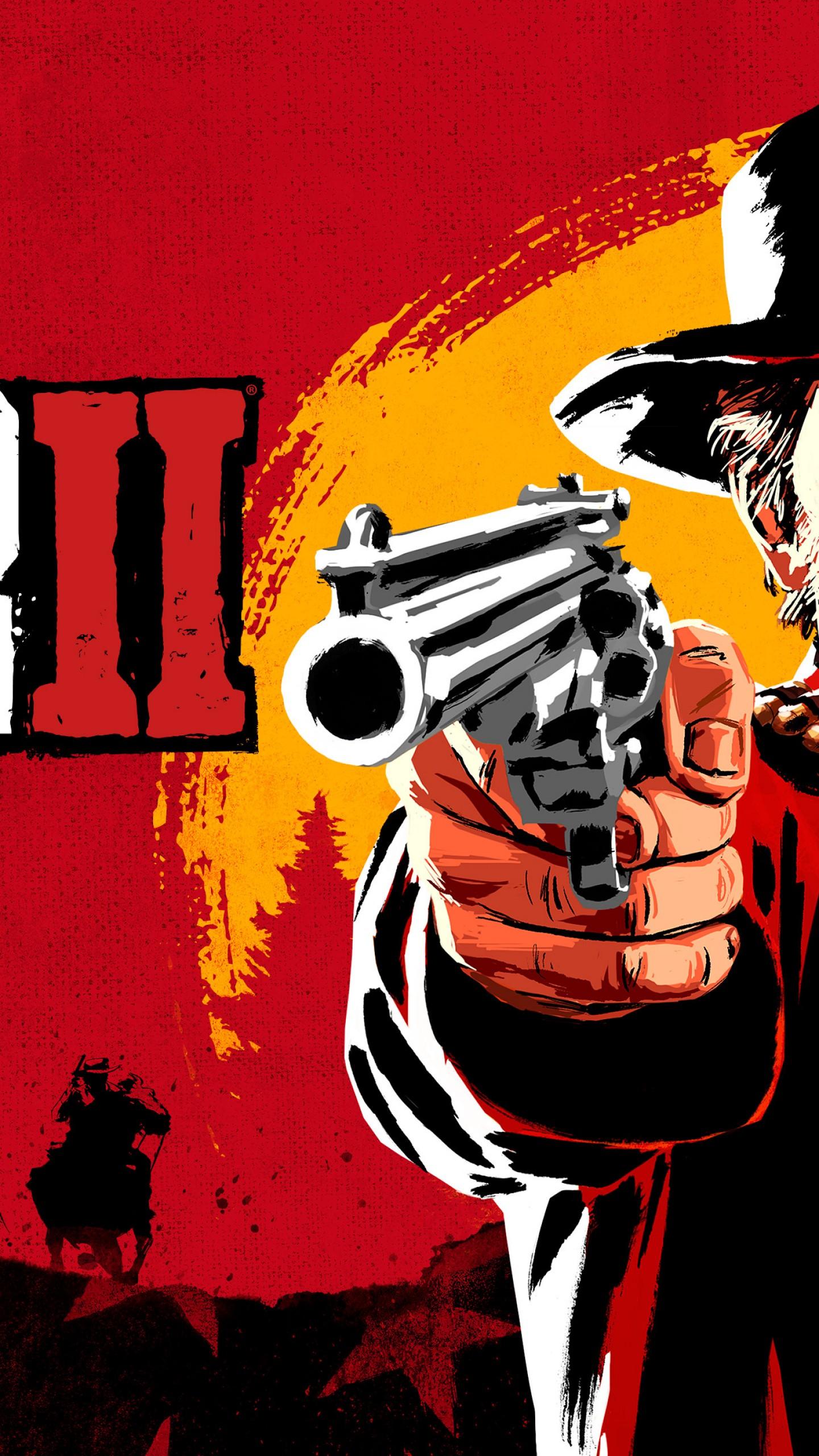 Wallpaper Red Dead Redemption 2 Poster 4k Games 18223