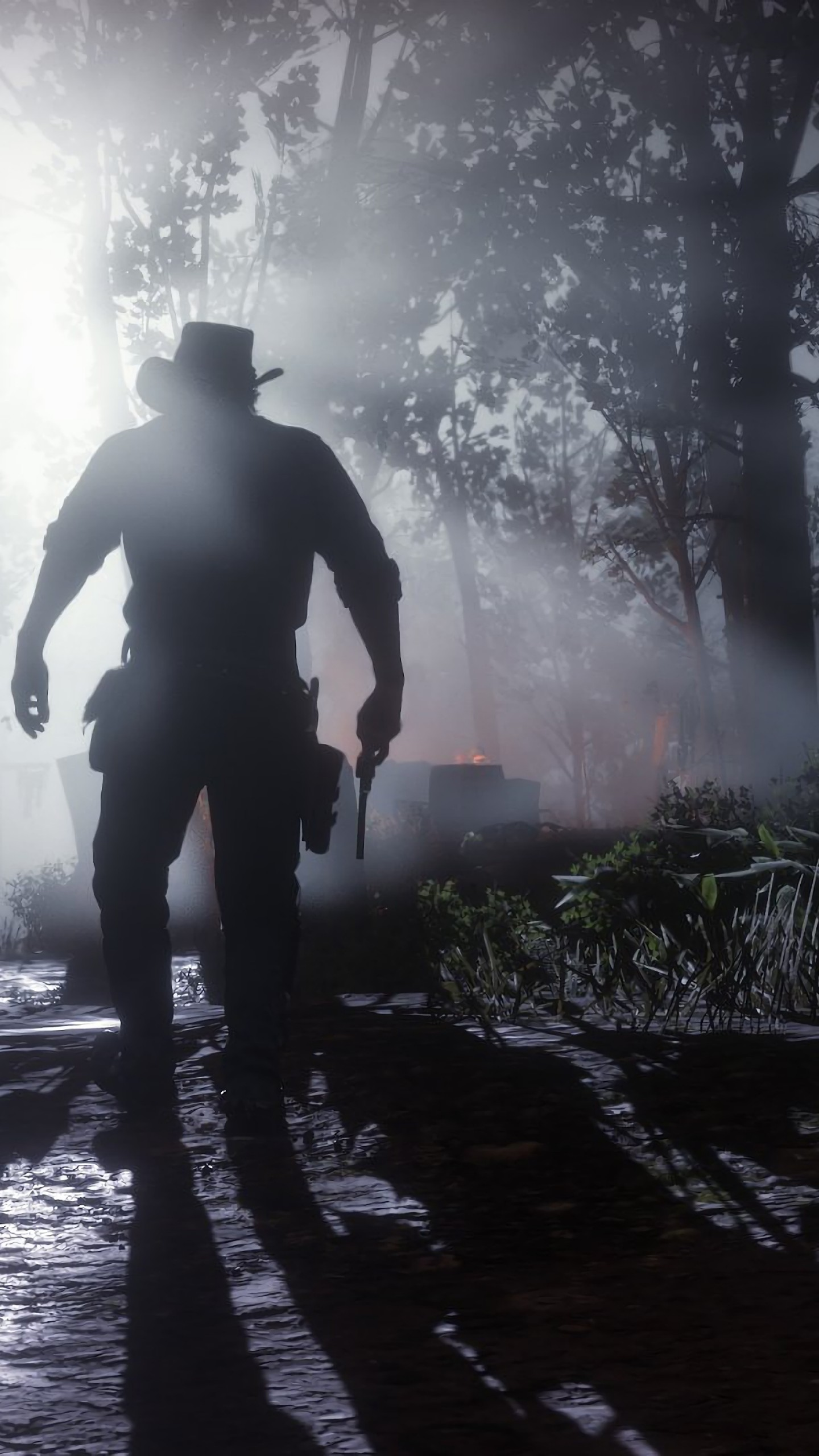 Wallpaper Red Dead Redemption 2 Screenshot 4k Games 18212