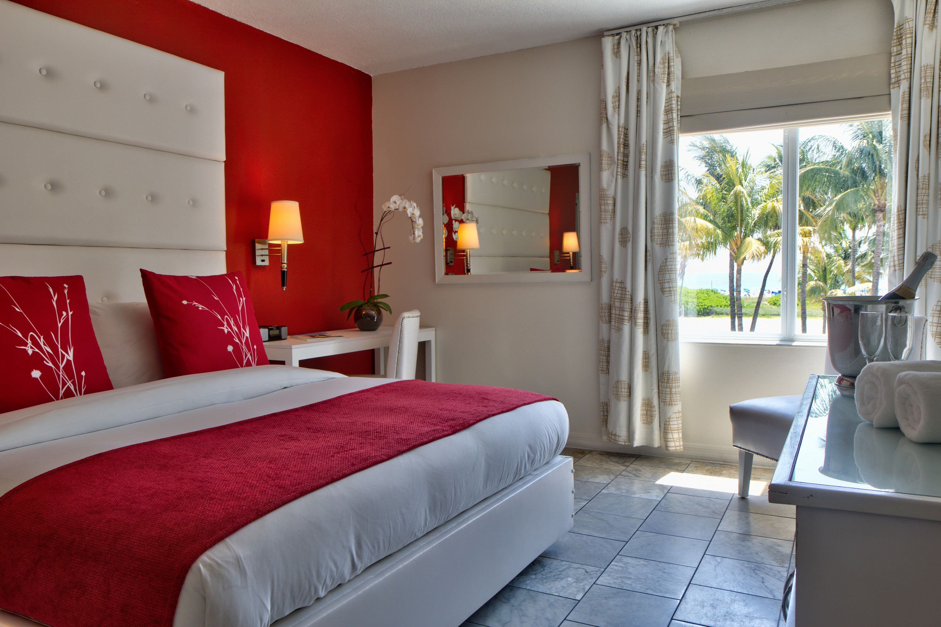 Wallpaper Red South Beach Hotel Miami Best Hotels Of
