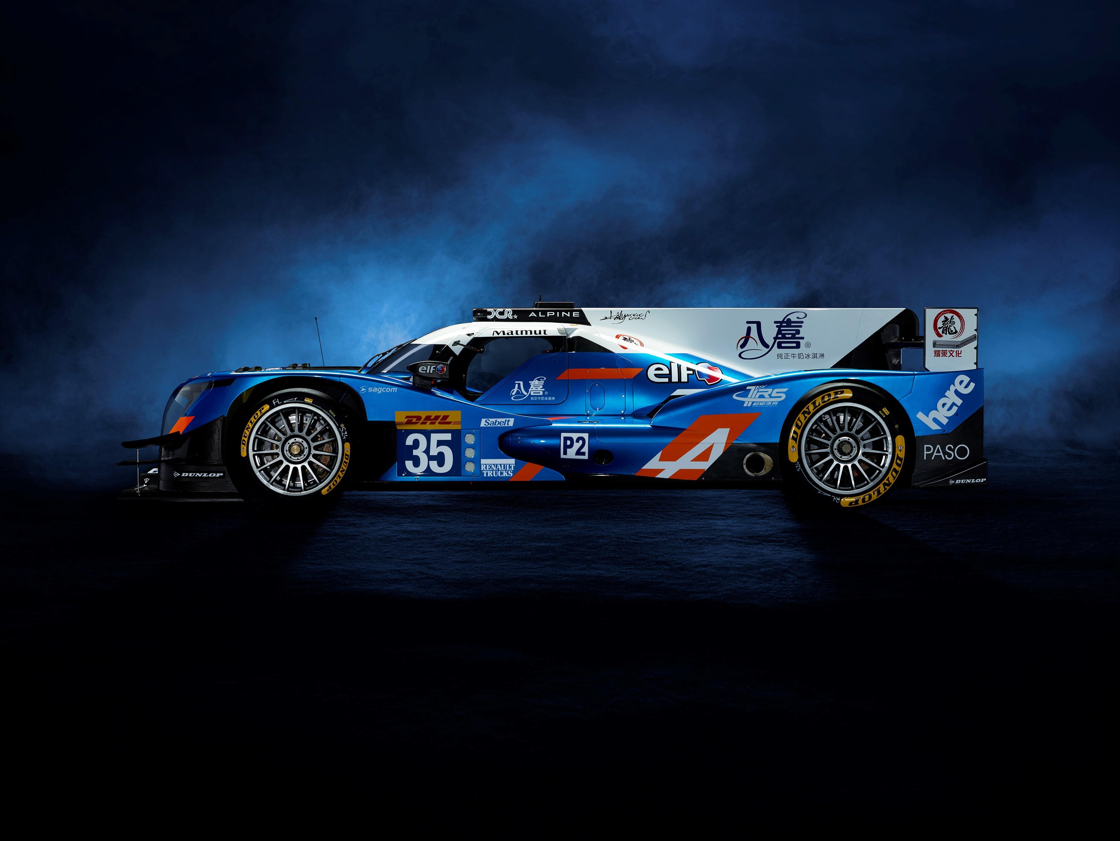 Project Cars  Alpine