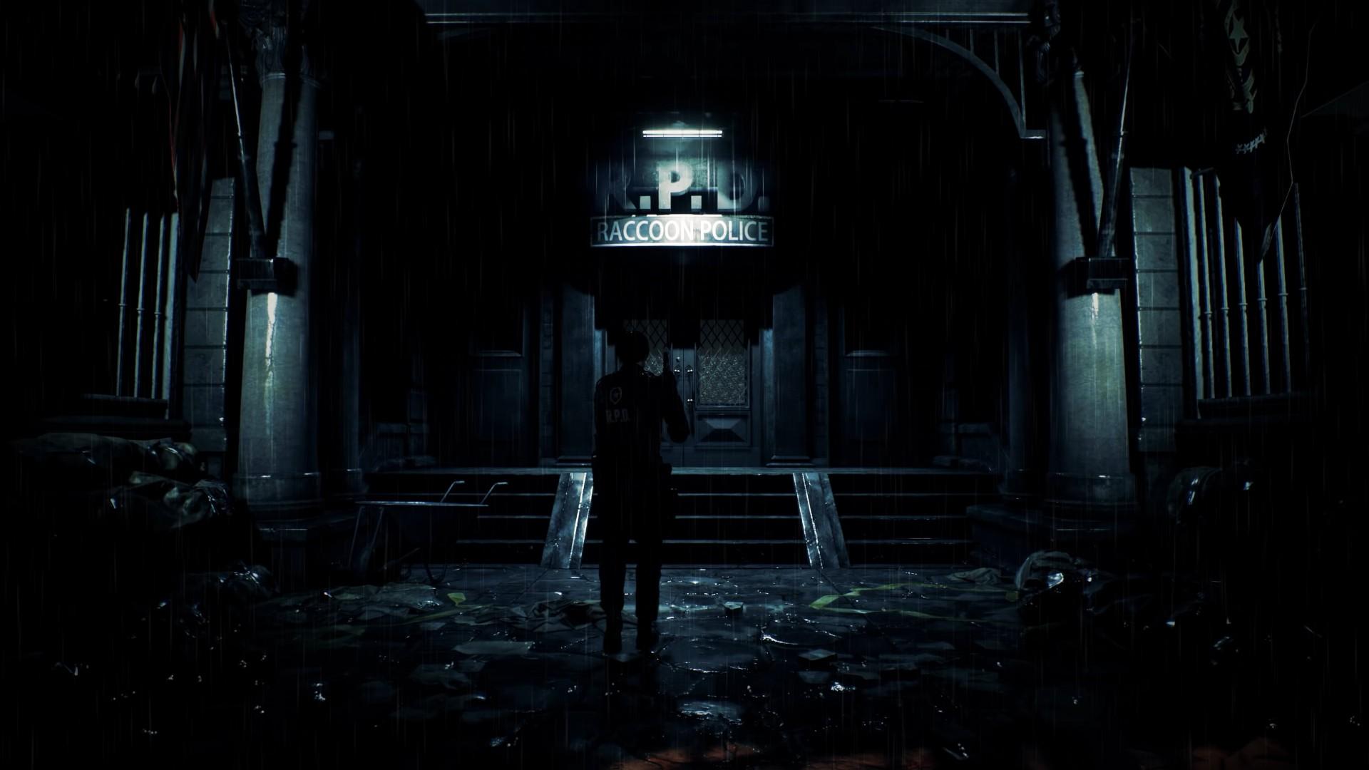 Wallpaper Resident Evil 2 E3 2018 Screenshot 4k Games 19123