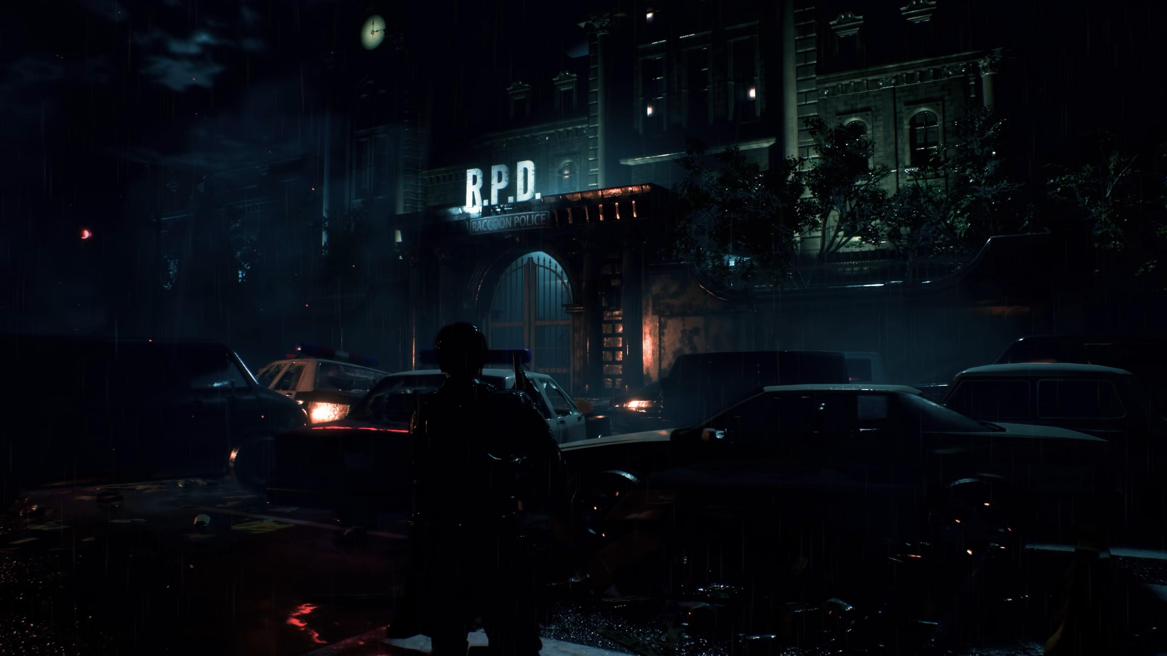 Wallpaper Resident Evil 2 E3 2018 Screenshot 4k Games 19128