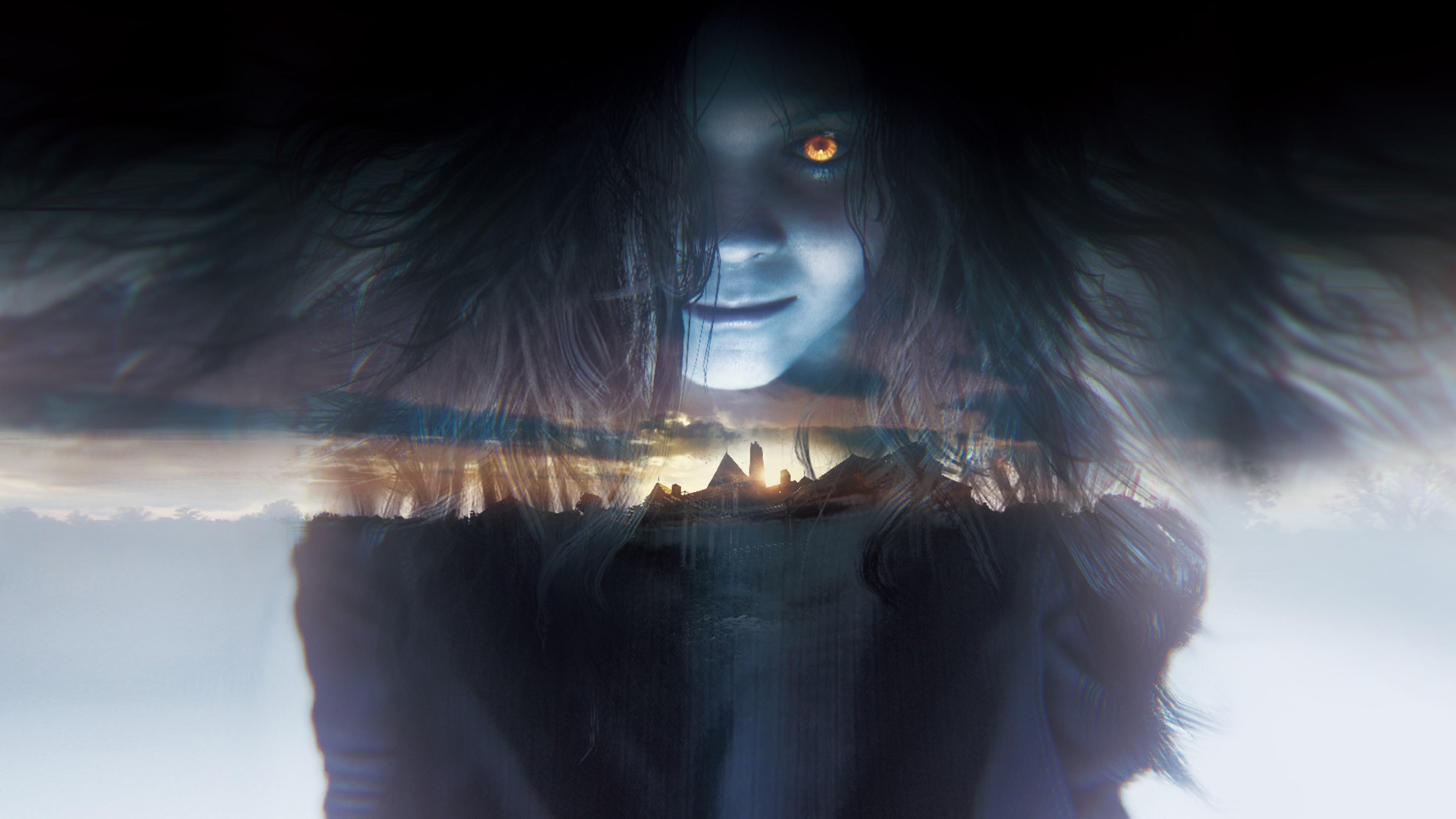 Wallpaper Resident Evil 7: Biohazard, poster, 4k, Games #16259