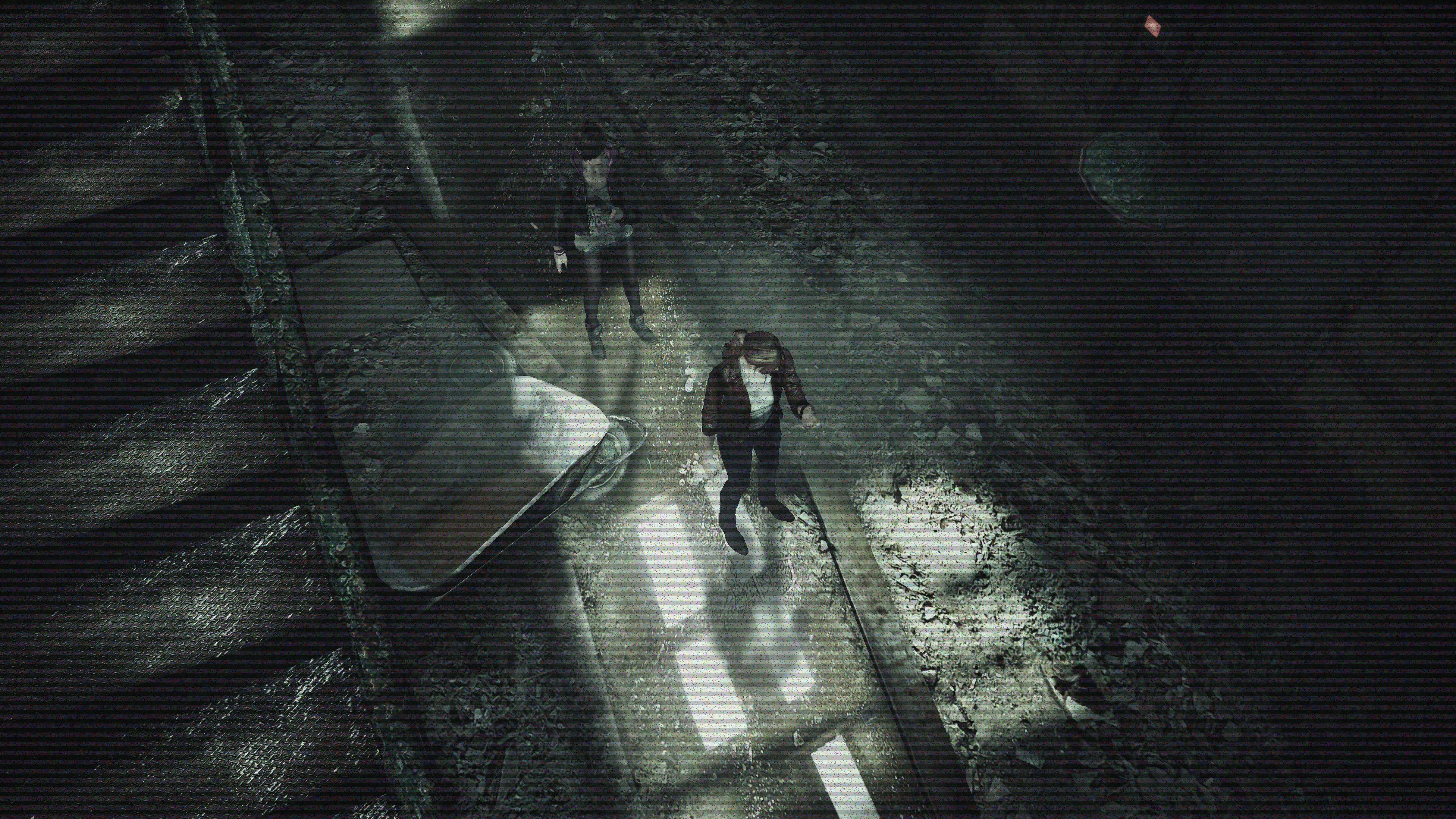 Wallpaper Resident Evil Revelations 2 Best Games 2015 Shooter Horror Zombie Pc Games 4288