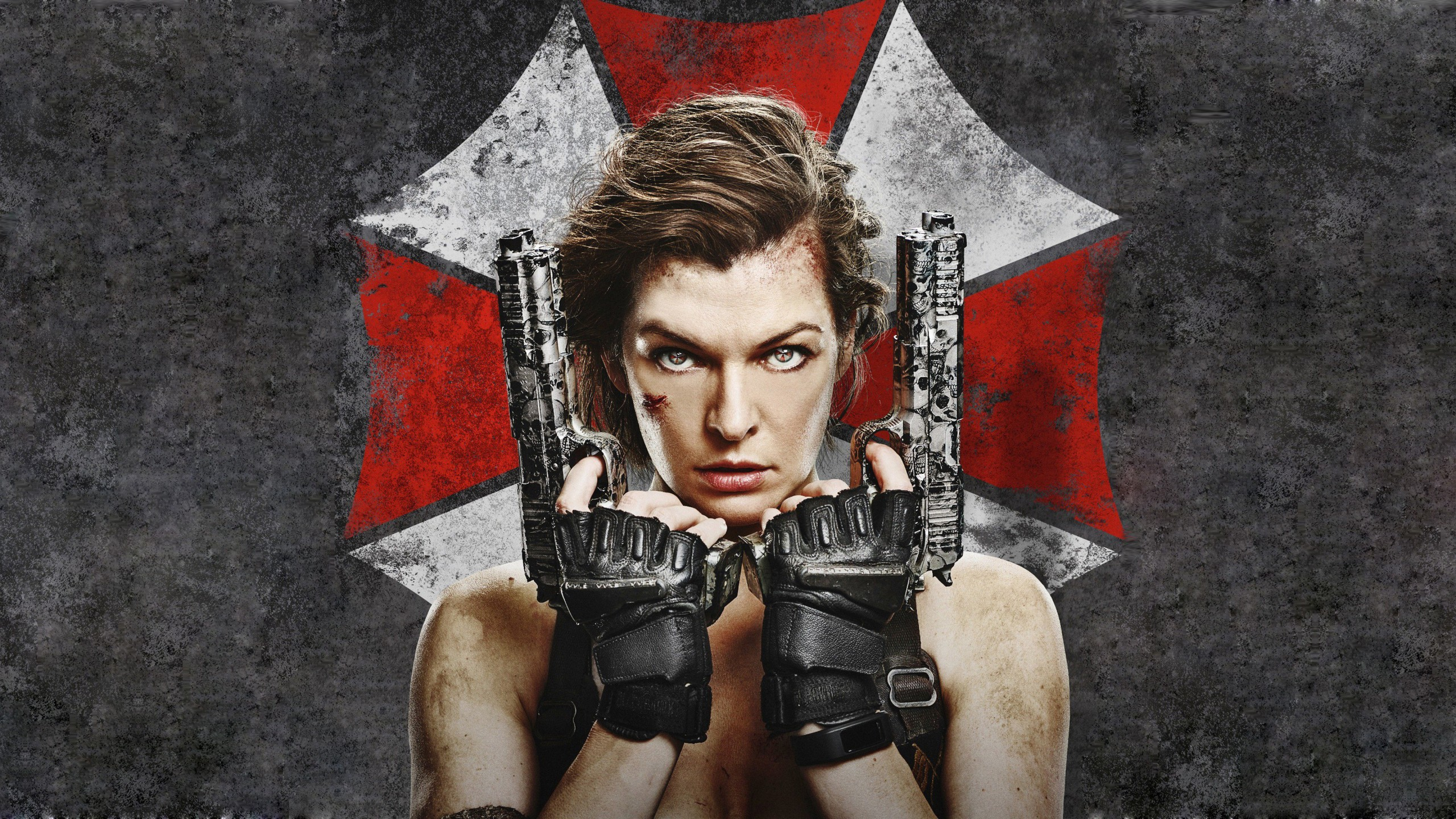 Ruby Rose Resident Evil The Final Chapter Wallpaper 11863: Wallpaper Resident Evil: The Final Chapter, Milla Jovovich
