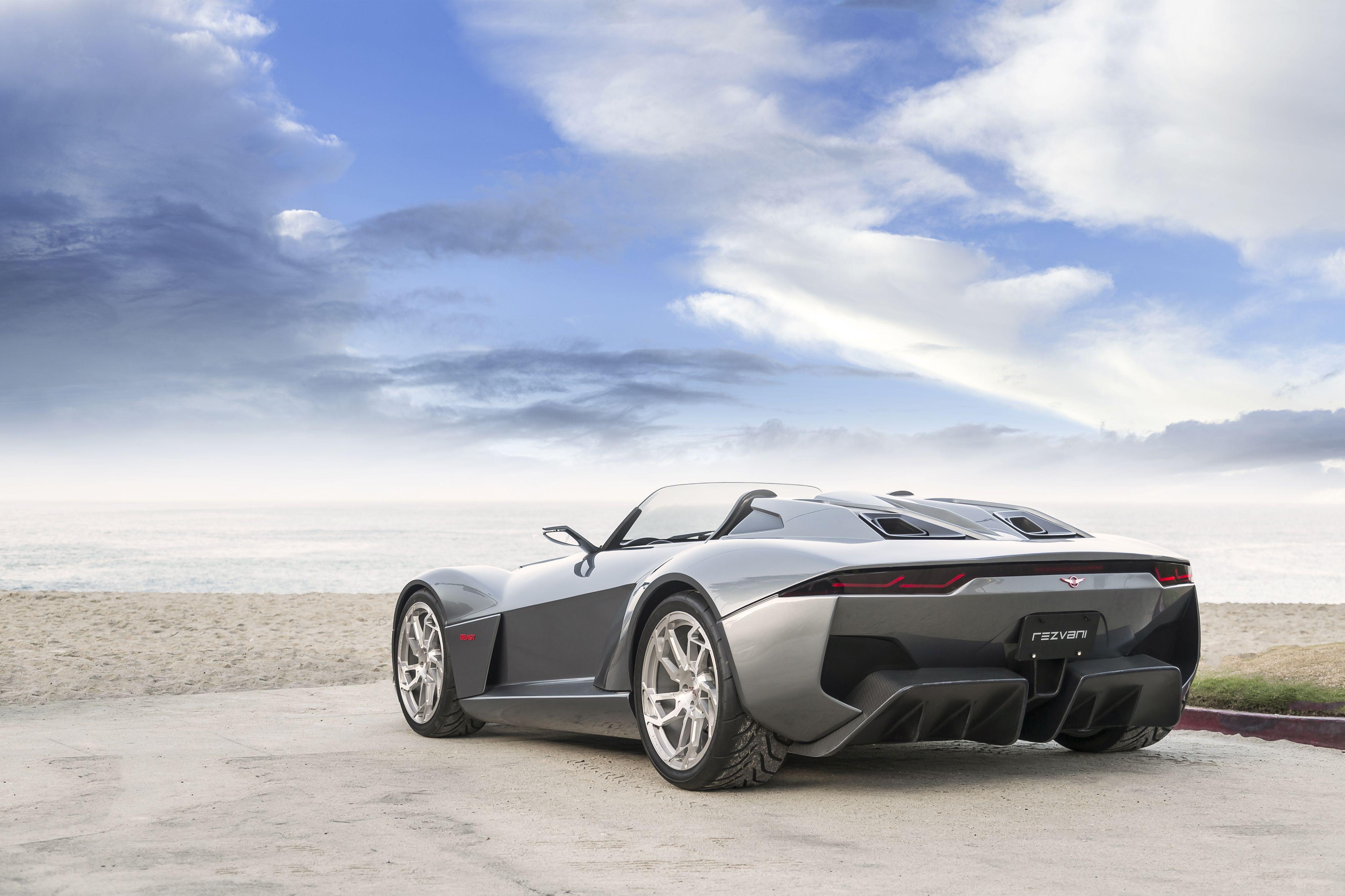 Wallpaper Rezvani Beast X Concept Future Cars Cars