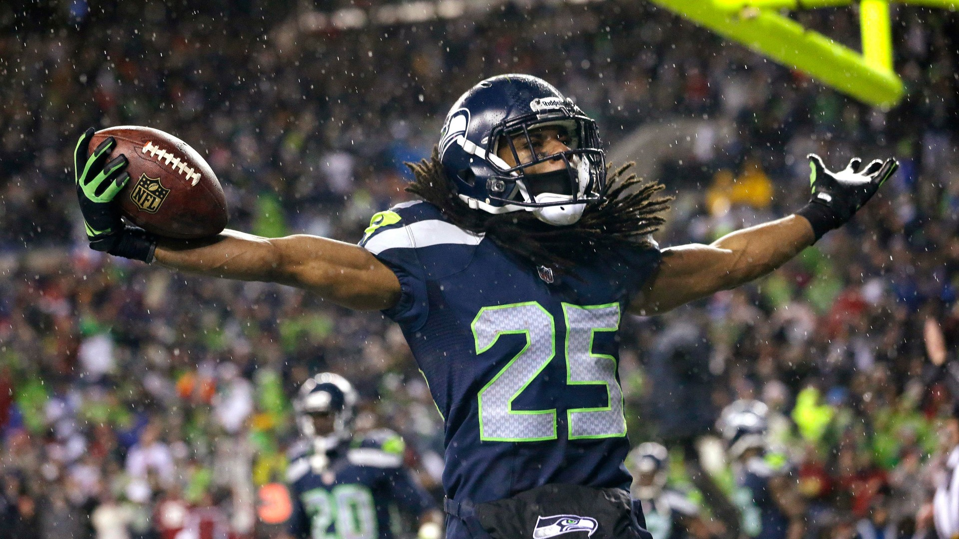 Wallpaper Richard Sherman, American football, NFL, Seattle ... | 1920 x 1080 jpeg 588kB