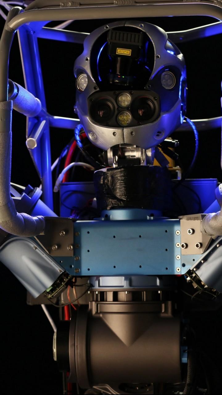 Wallpaper Robot Walk Man, DARPA 2015, Hi-Tech #7794