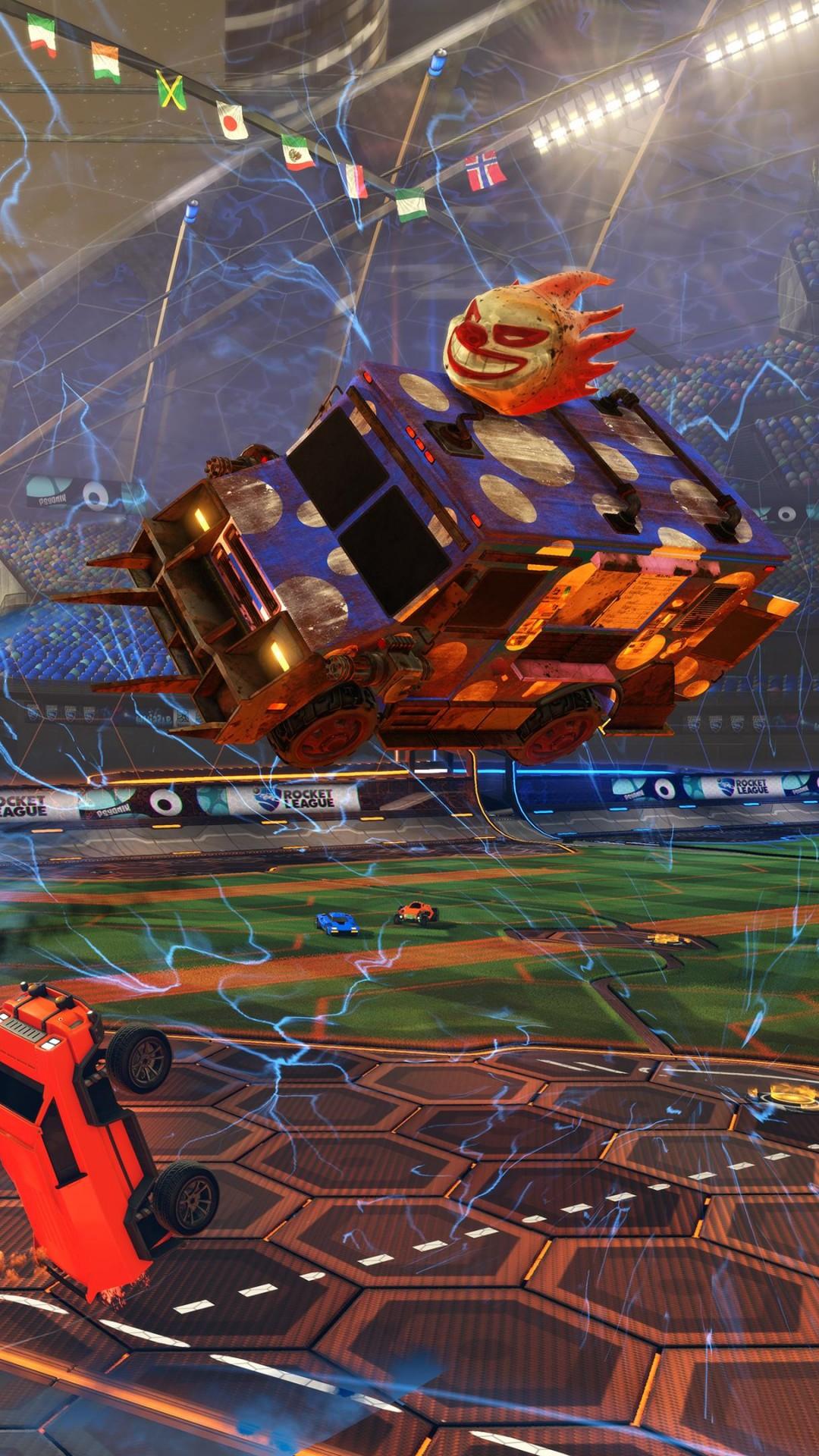 Wallpaper Rocket League Gdc Awards 2016 Pc Ps 4 Xbox
