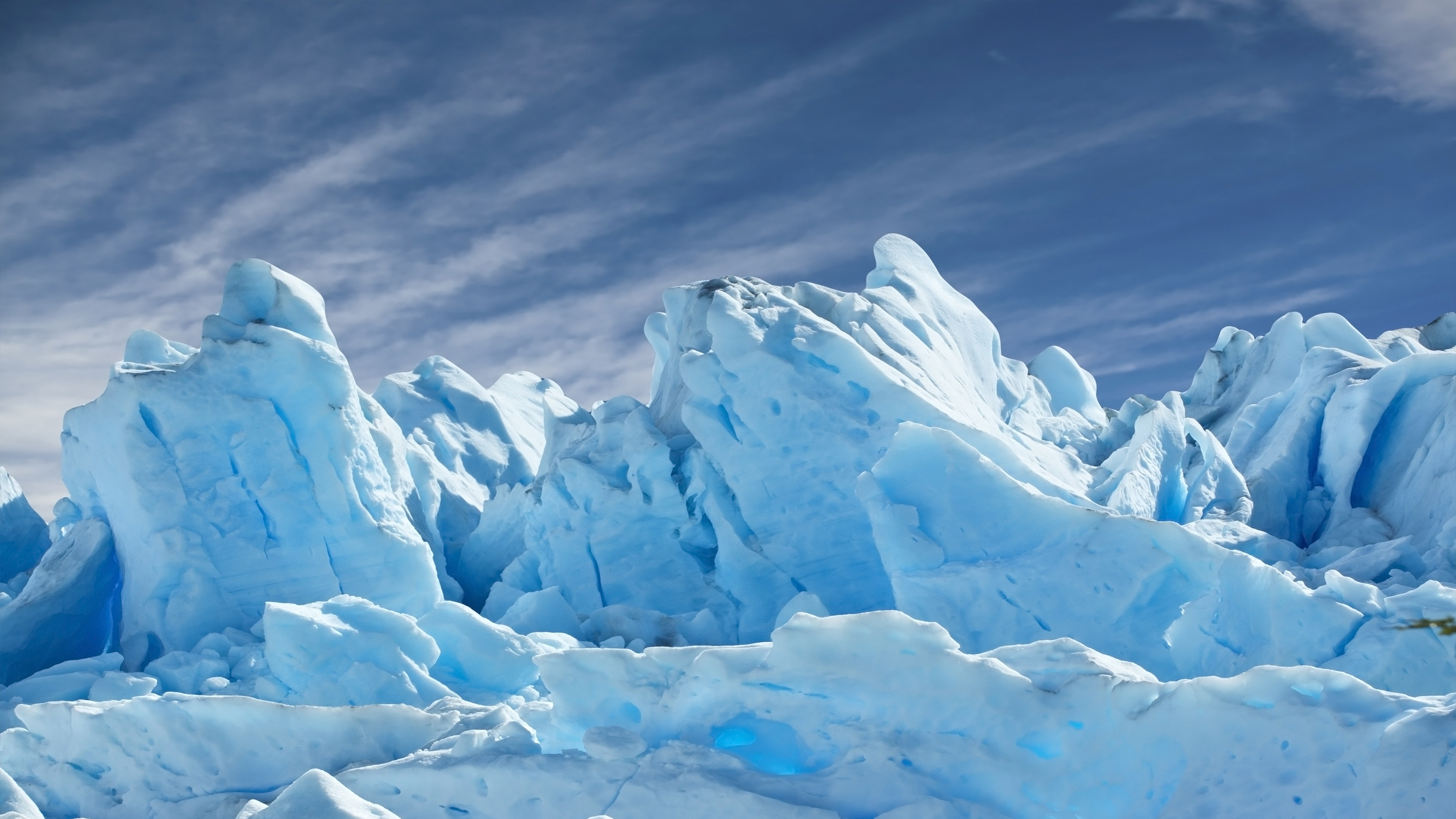 Wallpaper Rocks, 5k, 4k wallpaper, ice, snow, mountains ...