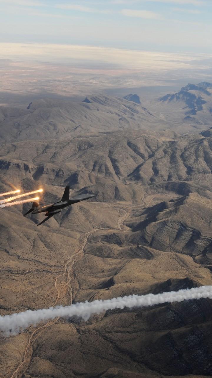 Textron Scorpion Jet News: Wallpaper Rockwell B-1 Lancerr, Fighter Aircraft, U.S. Air