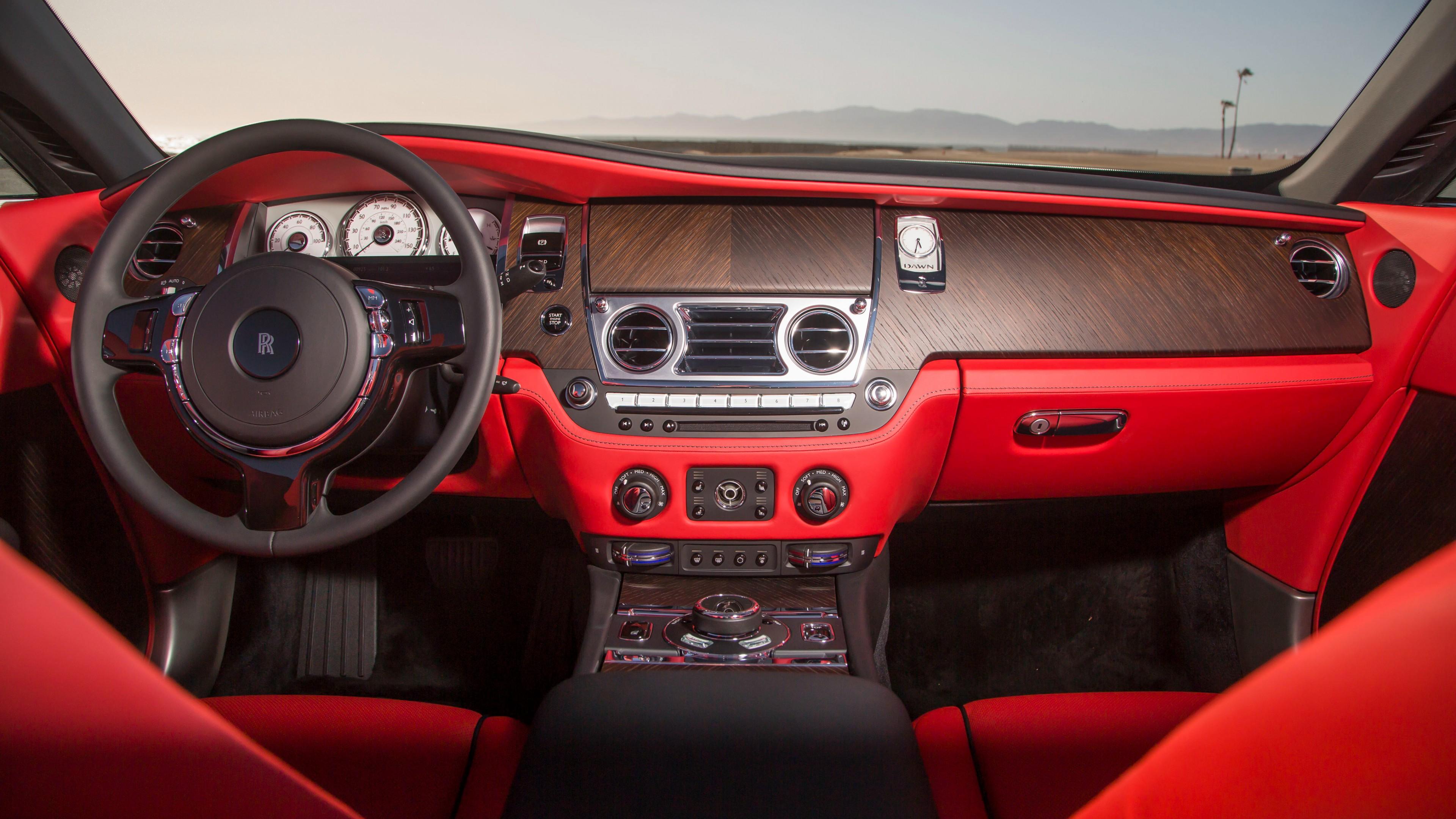 Wallpaper Rolls Royce Dawn Luxury Cars Interior Cars Bikes 10734