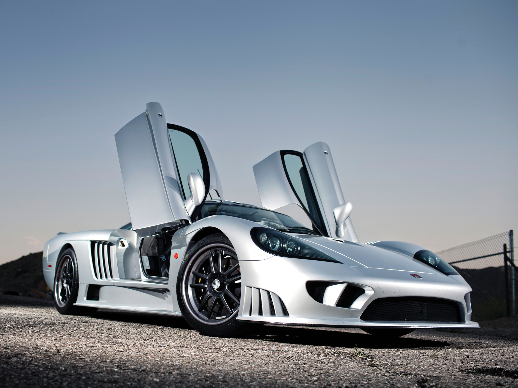 Wallpaper Saleen S7, supercar, coupe, test drive, review ...