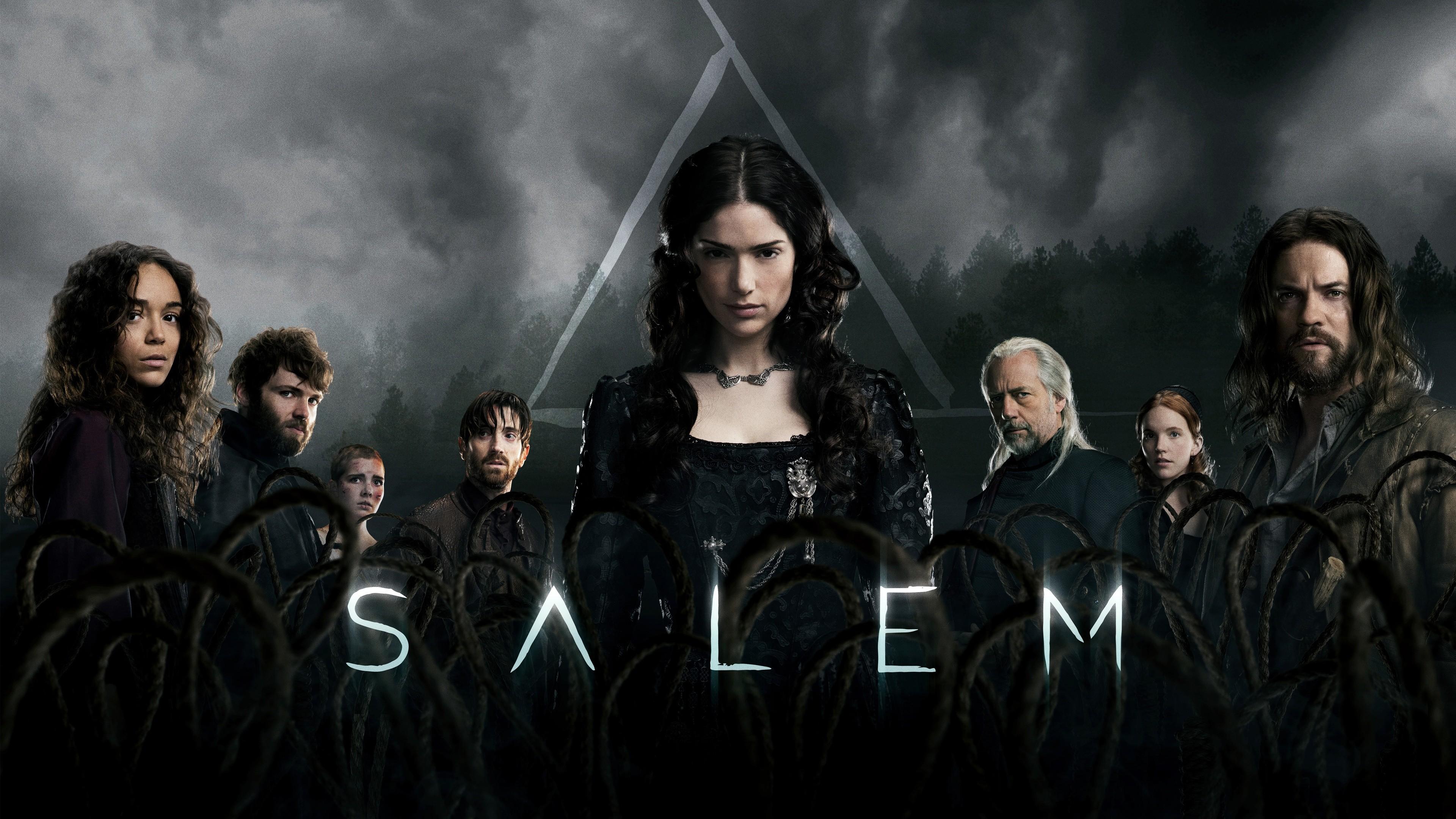 Wallpaper Salem 3 Best Tv Series Witch Shane West