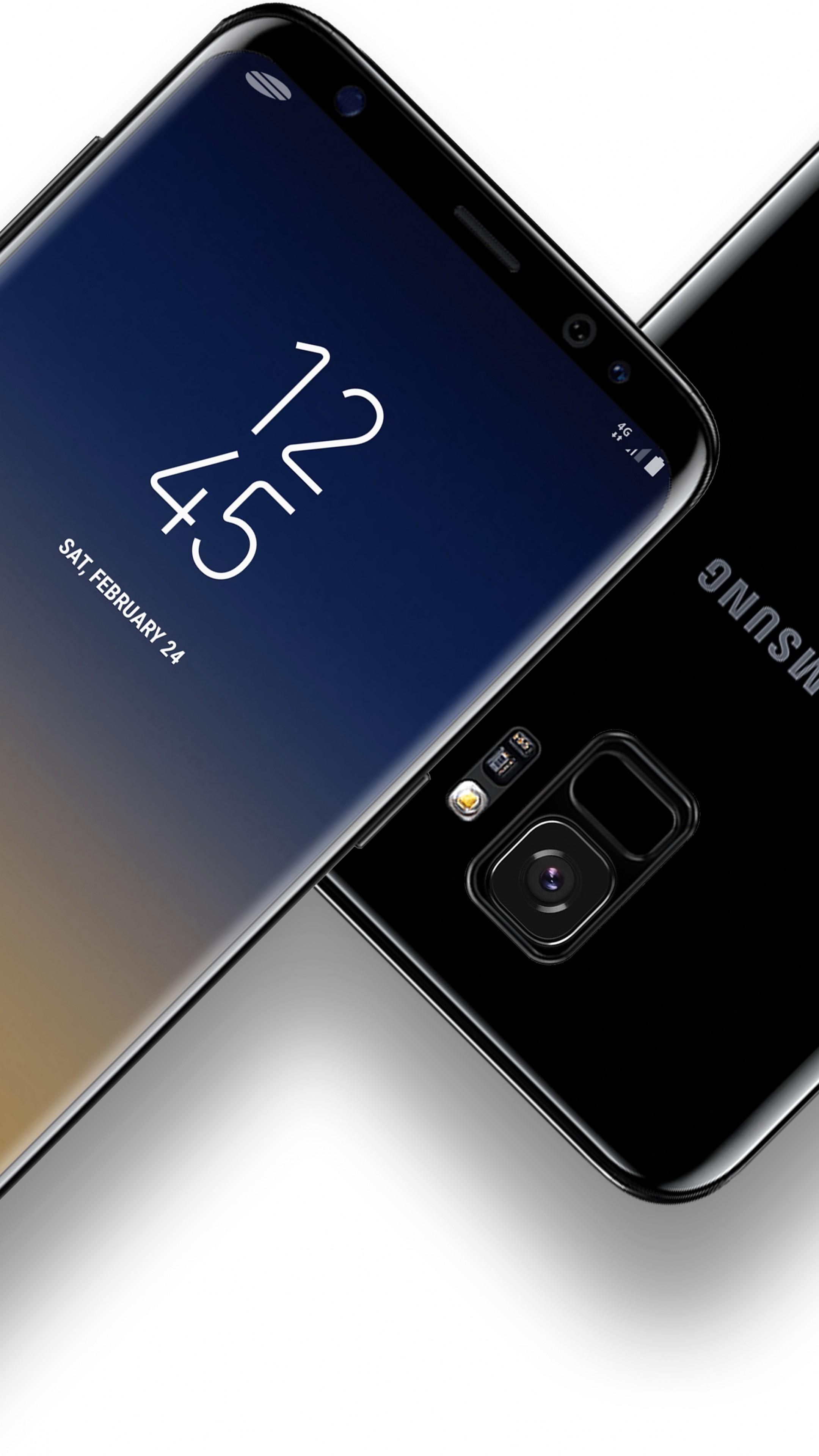 Wallpaper Samsung Galaxy S9 Smartphone 4k Hi Tech 17240