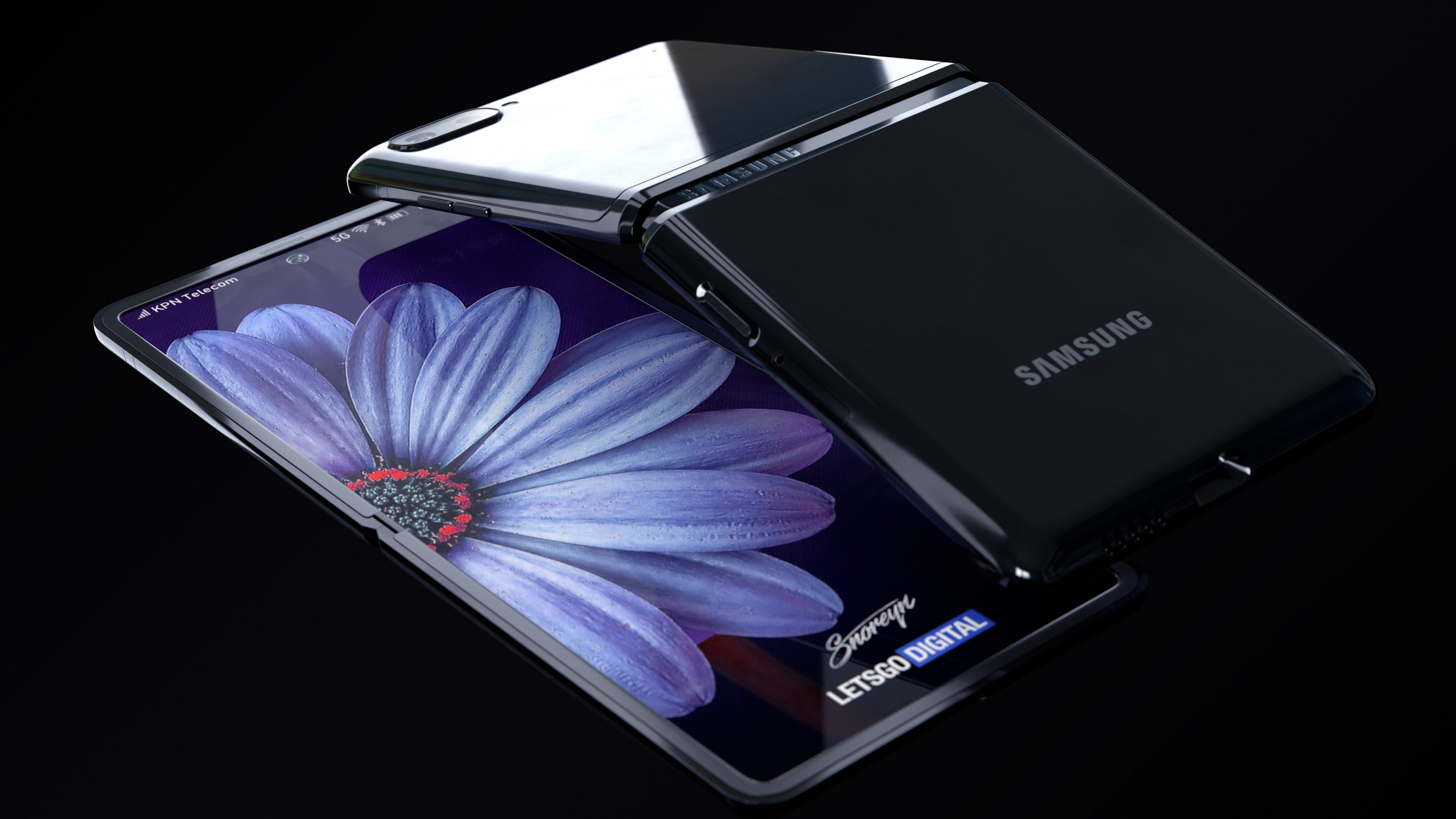 Wallpaper Samsung Galaxy Z Flip Foldable Smartphone 4k Hi Tech 22499 Page 2
