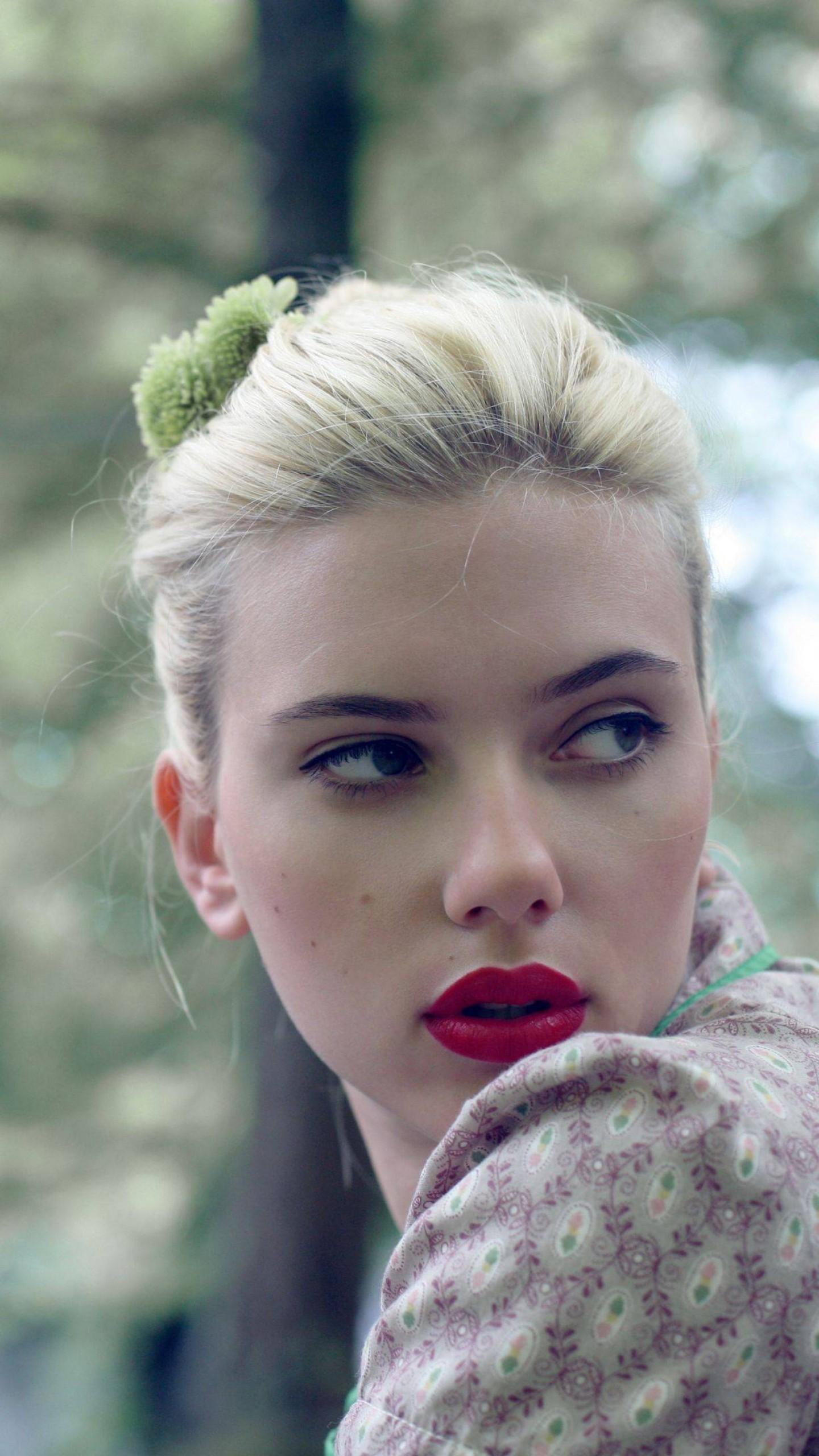 Wallpaper Scarlett Johansson, Most Popular Celebs, Actress
