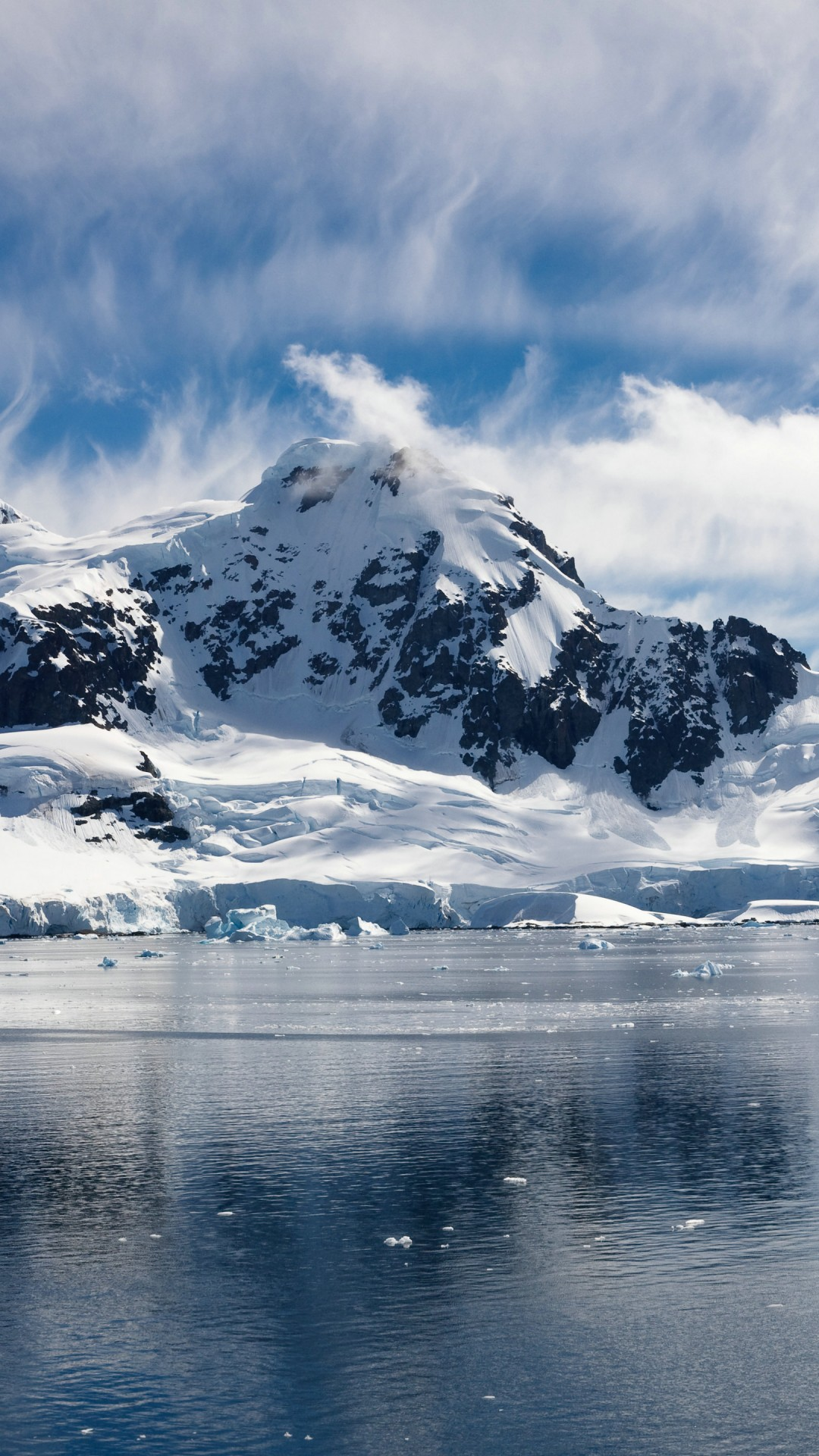 Wallpaper Sea 5k 4k Wallpaper Ocean Snow Island