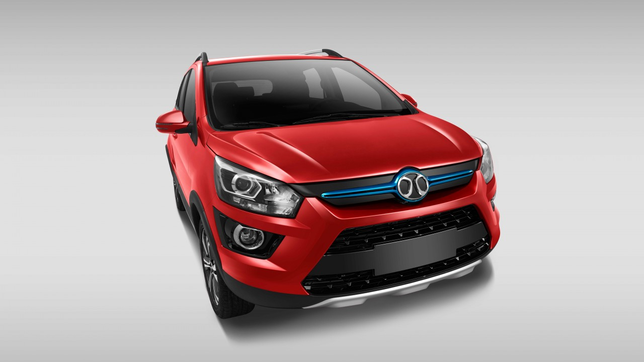 Wallpaper Senova Ex200 Electric Cars Crossover Red