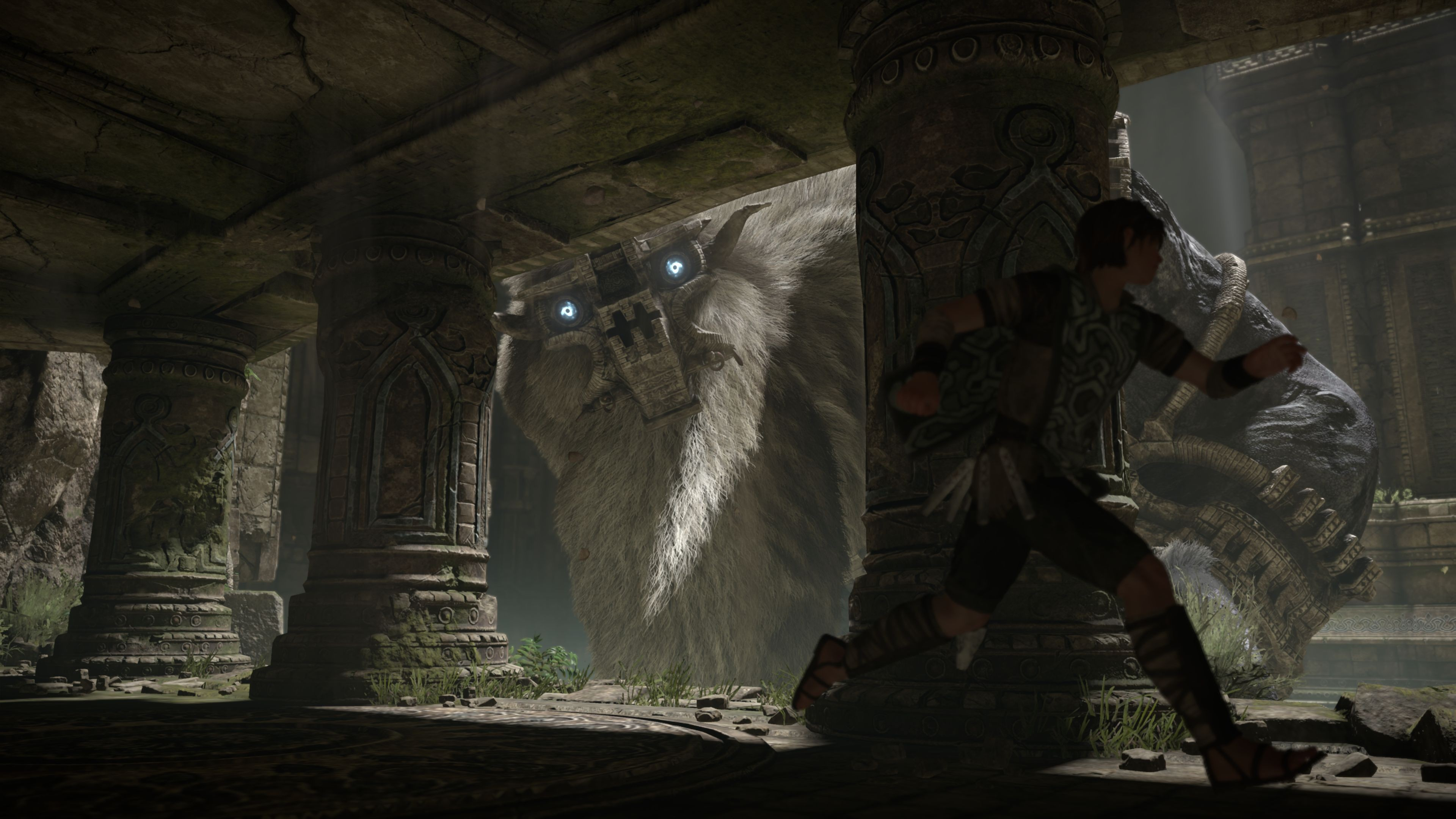 Shadow Of The Colossus Ps4 Wallpaper: Wallpaper Shadow Of The Colossus 2, Tokyo Game Show 2017