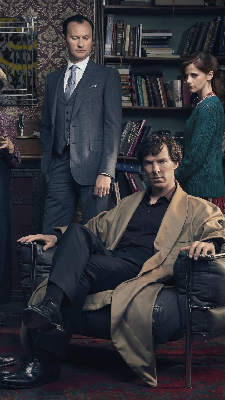 Sherlock Season 4 Download
