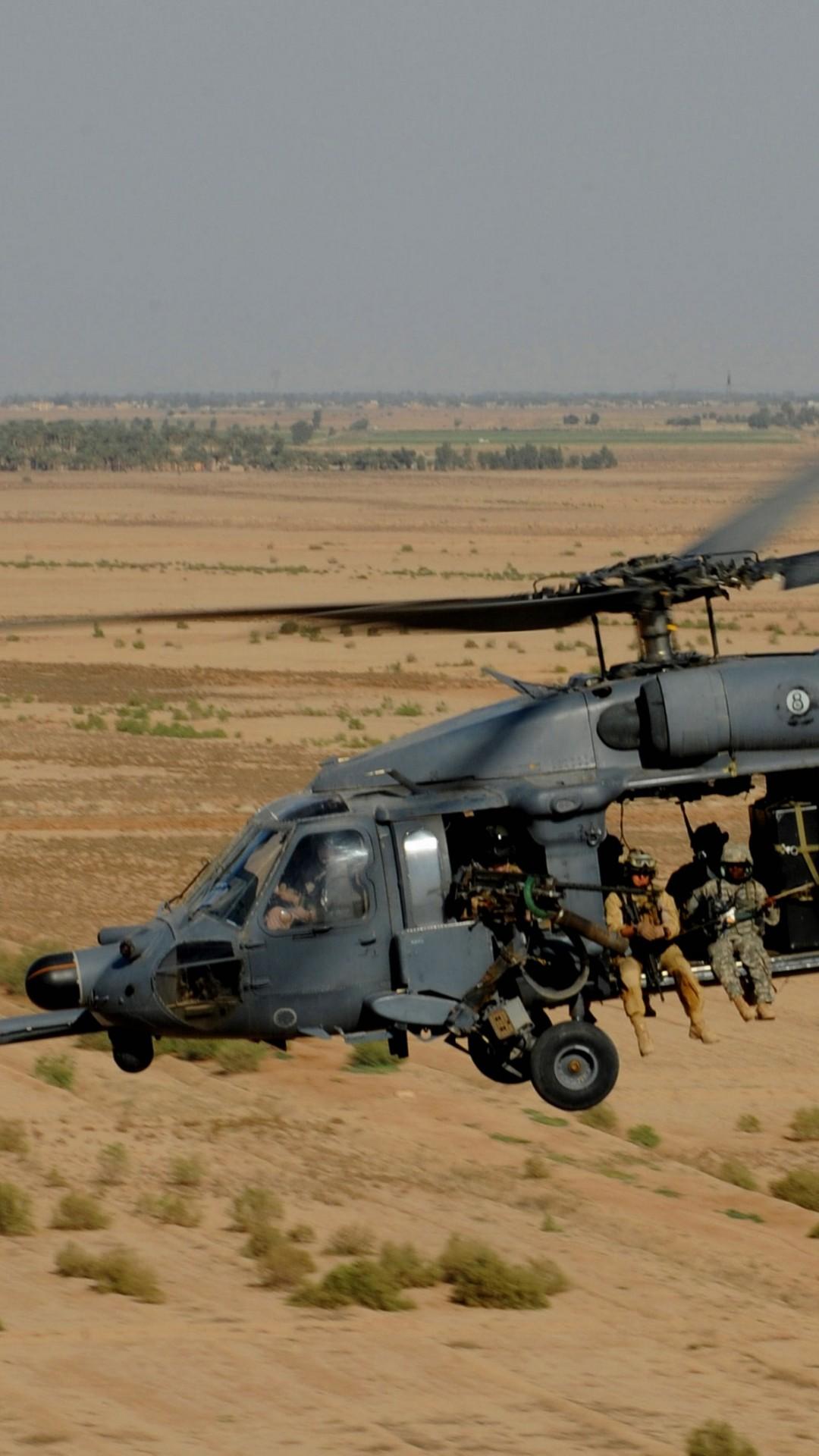 Wallpaper Sikorsky UH-60 Black Hawk, helicopter, U.S. Air