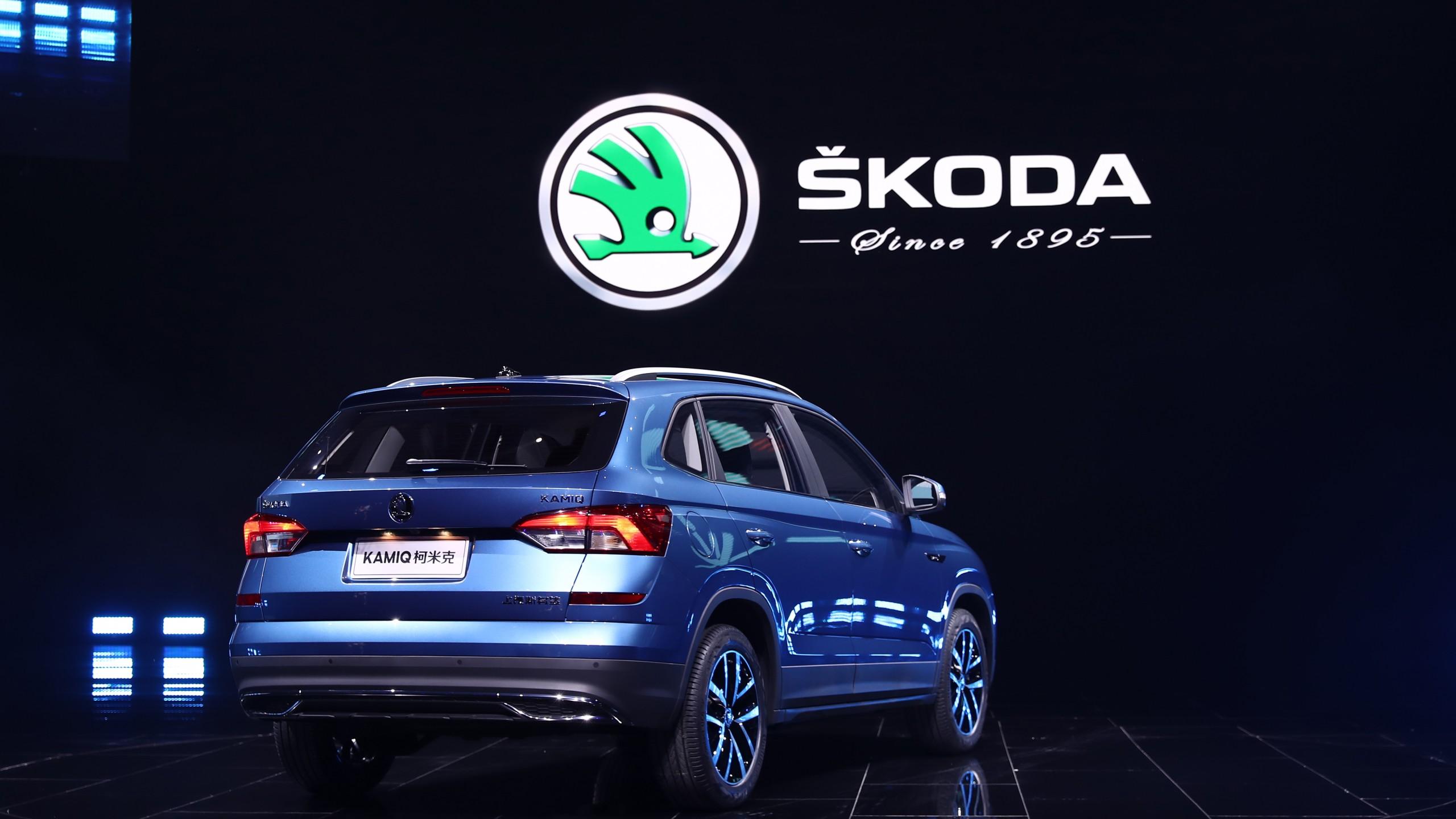 Wallpaper Skoda Kamiq, SUV, 2019 Cars, 5K, Cars & Bikes 18776