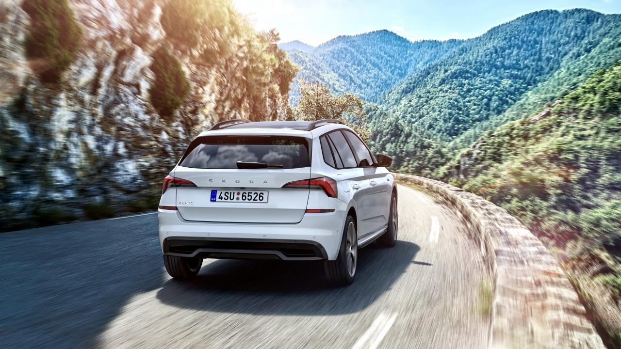 Wallpaper Skoda Kamiq Monte Carlo, SUV, 2019 cars, 5K ...