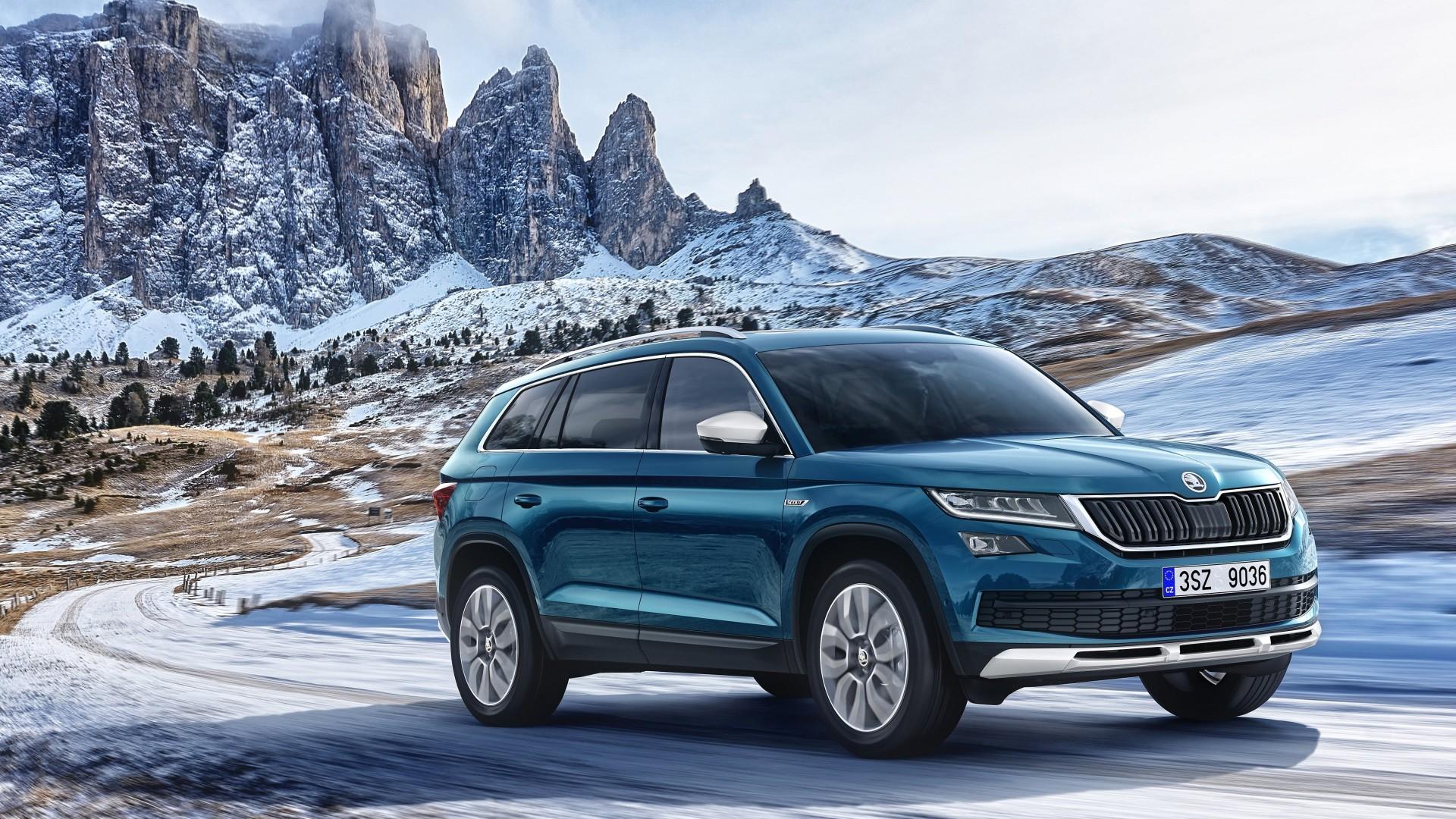 2019 Cars: Wallpaper Skoda Kodiaq, 2019 Cars, SUV, 4K, Cars & Bikes