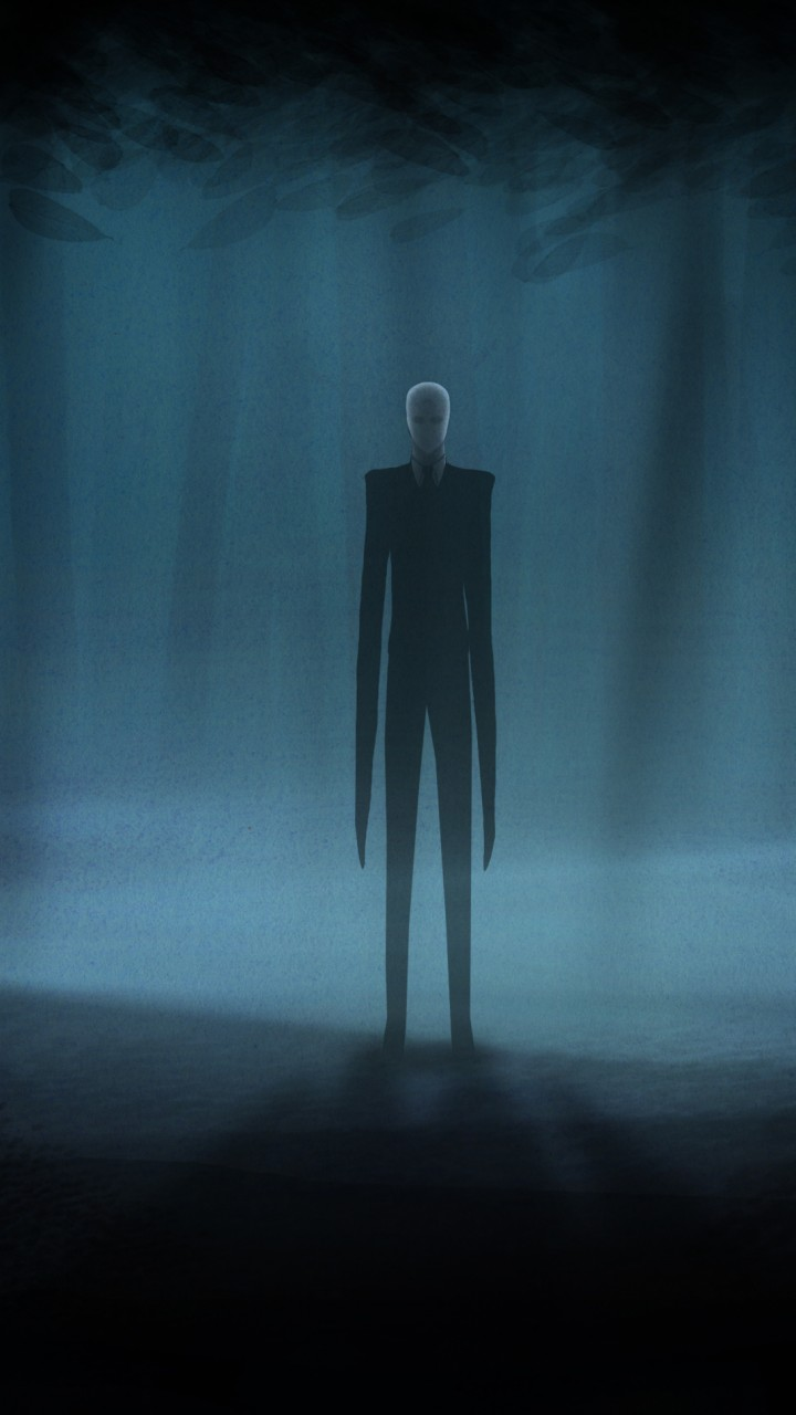 Wallpaper Slender Man Artwork 4k Movies 19745