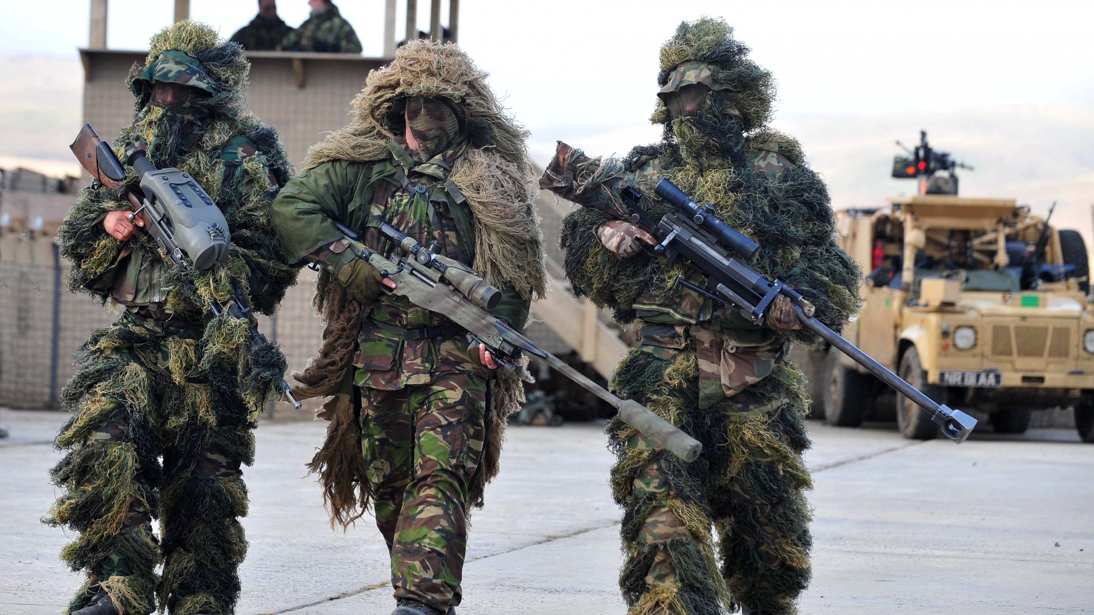 wallpaper sniper  soldiers  camo  camouflage  sniper rifle