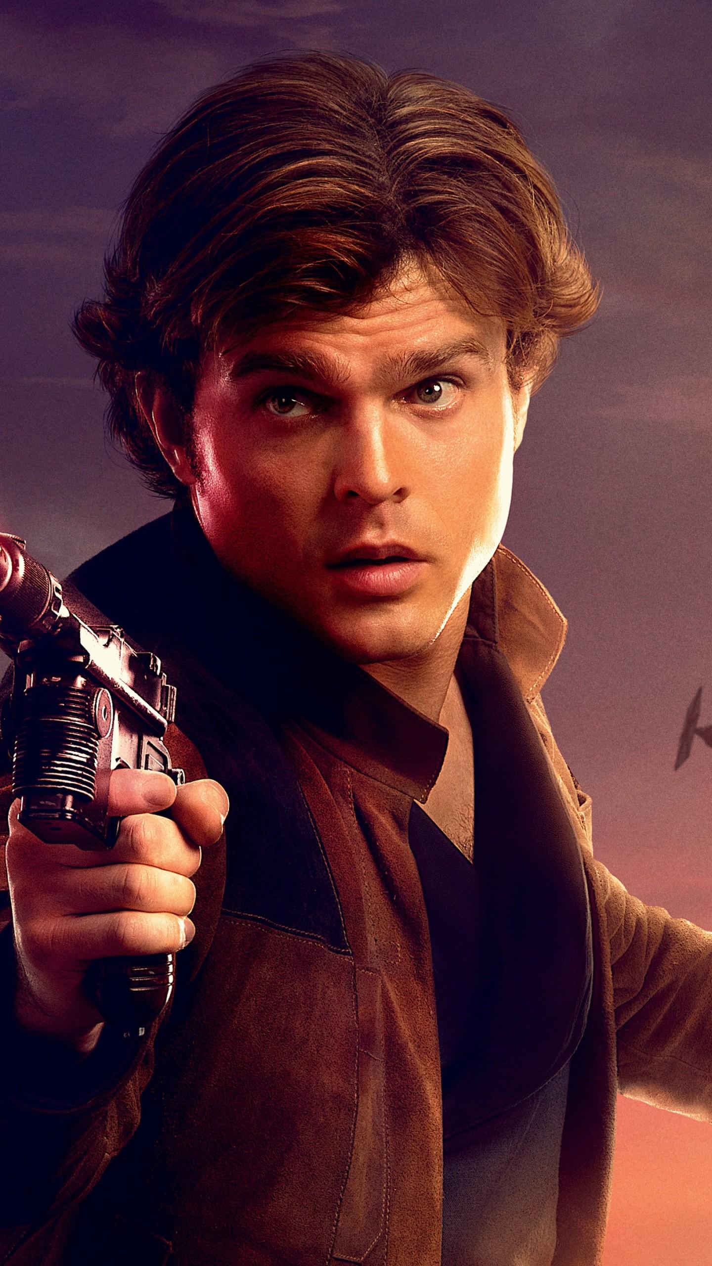 Wallpaper Solo A Star Wars Story Han Solo 4k 5k Movies 18412