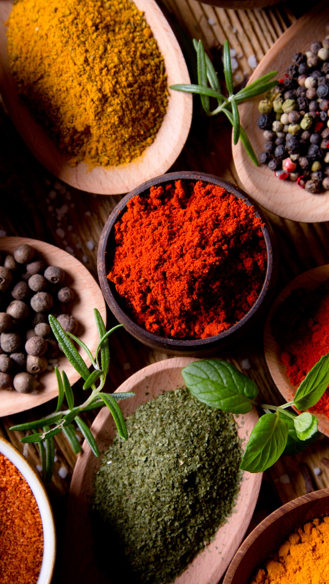 Wallpaper Spices Pepper 4k Food 16049